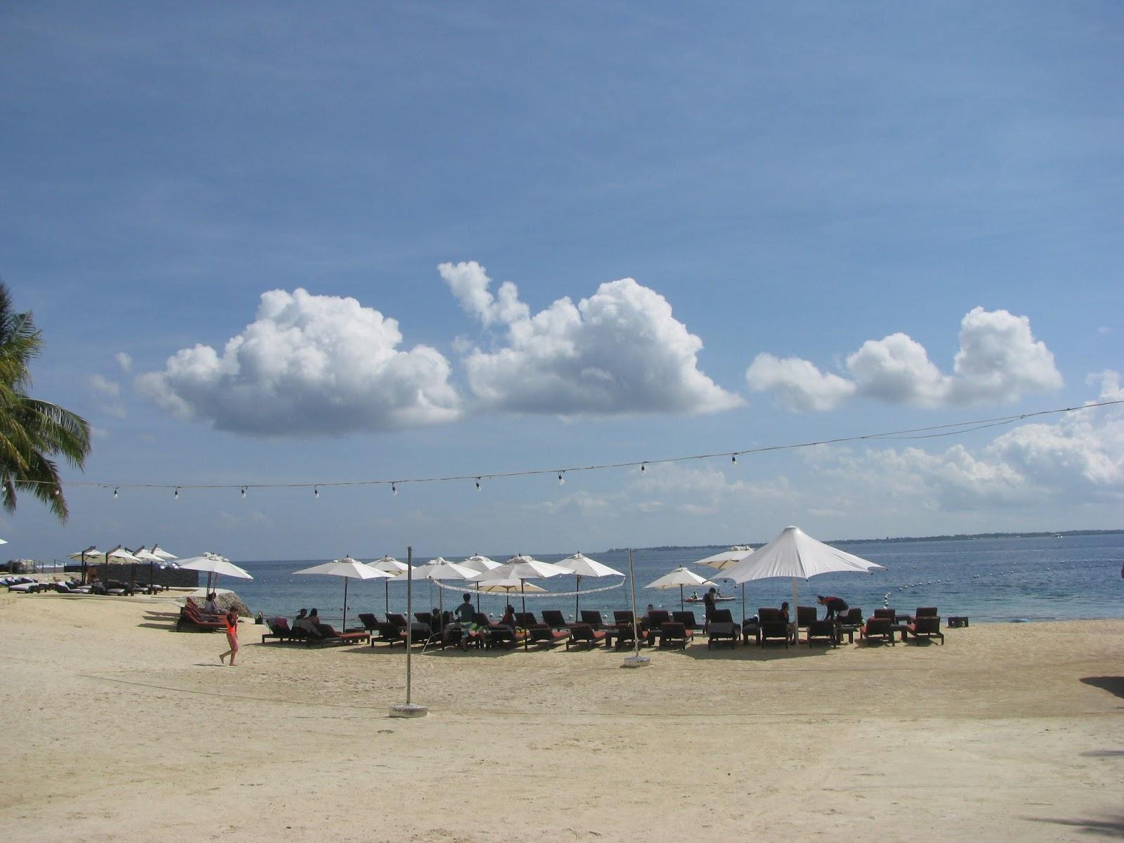 Mactan Cebu beach blog