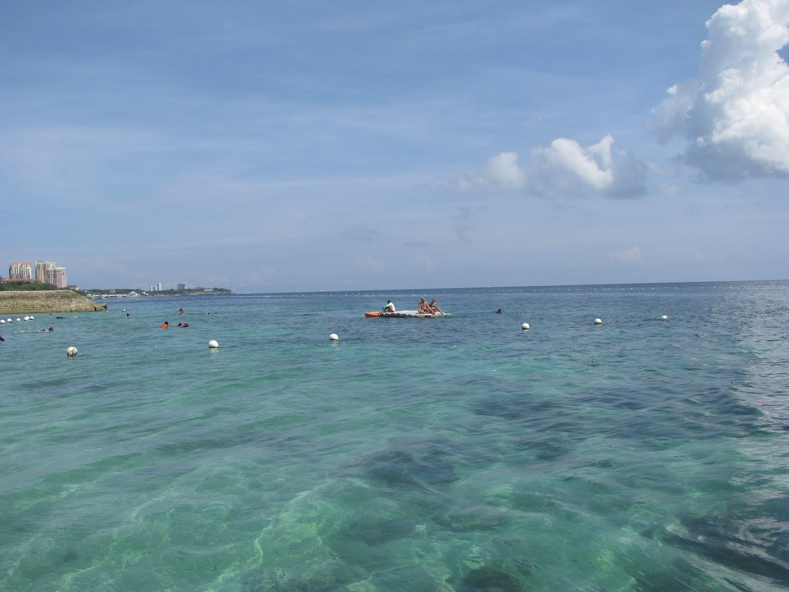 Mactan Cebu water activities
