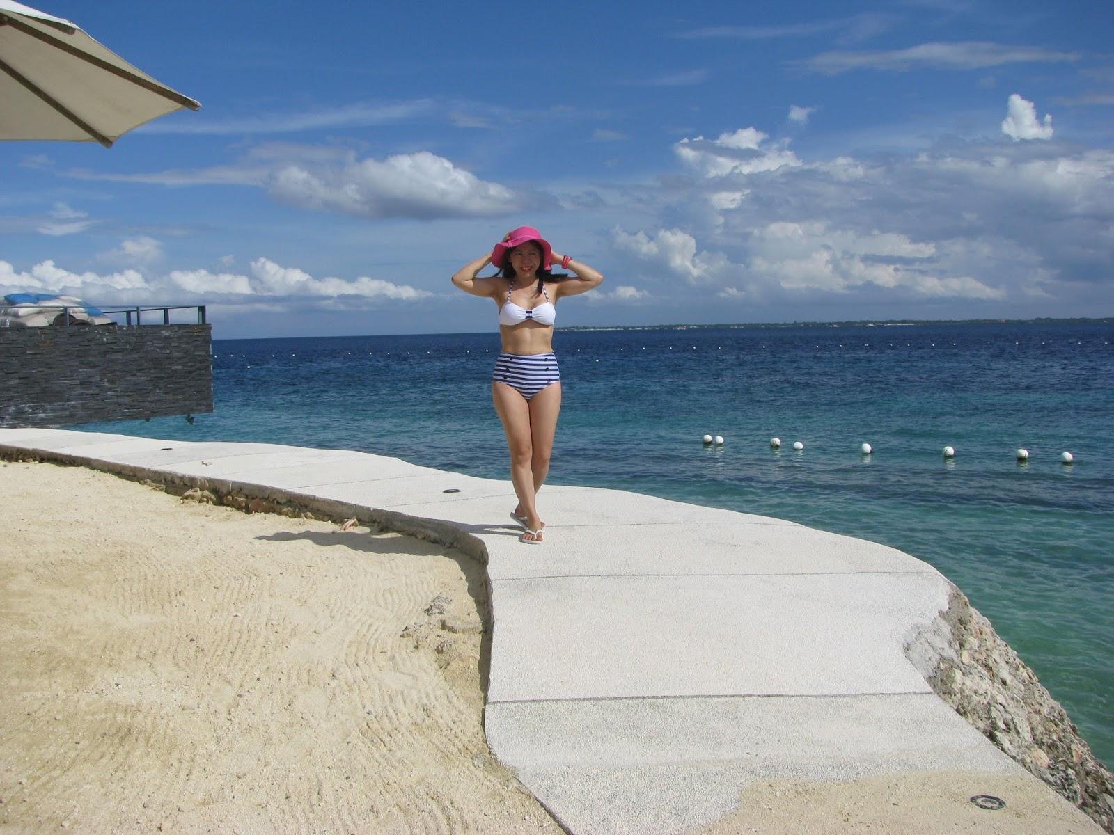 Cebu Mactan beach