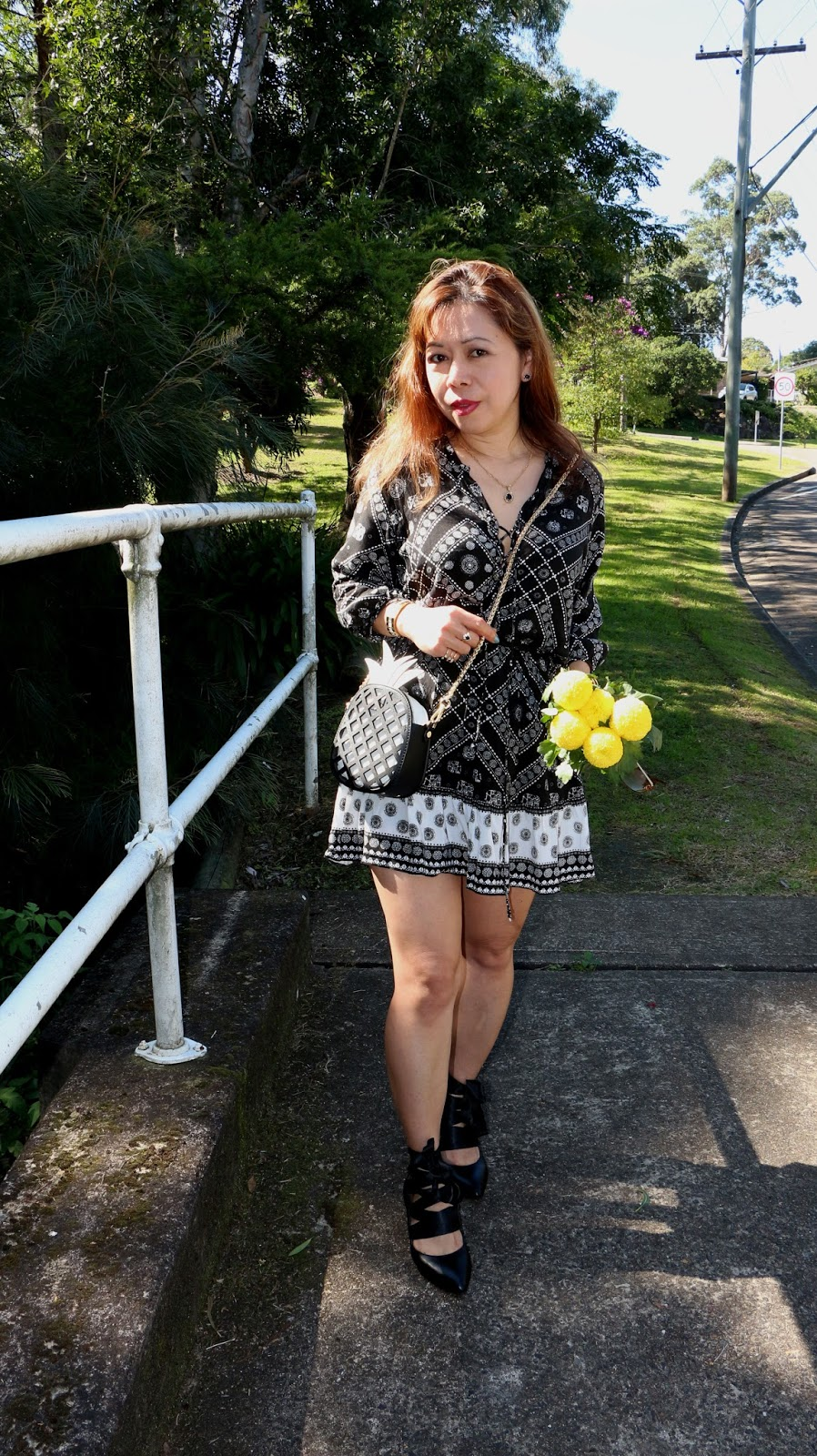 Bohemian Dress blog