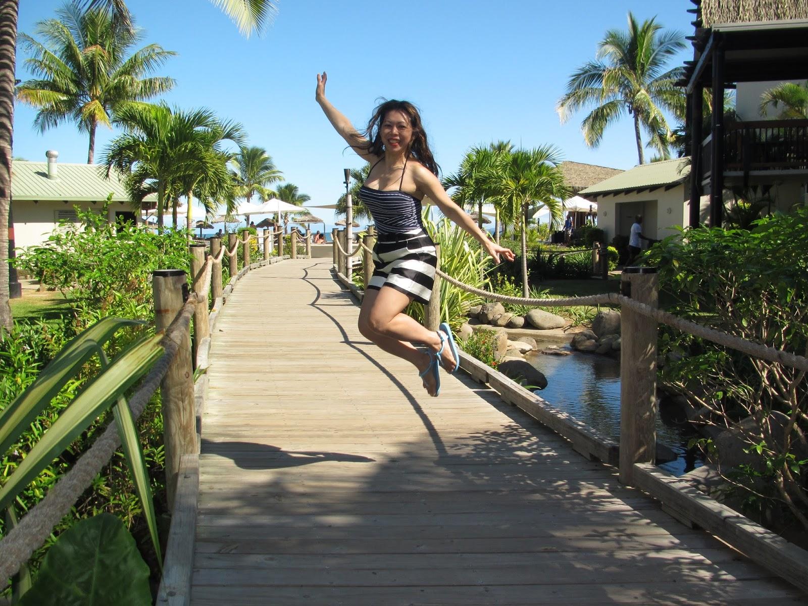 Fiji Denarau resort blog