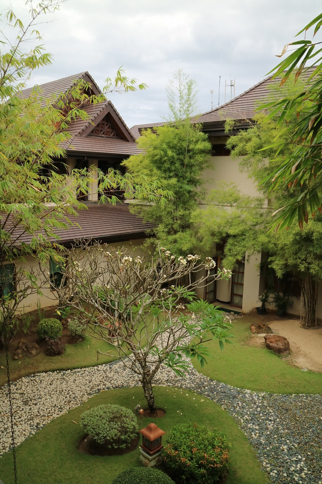 Crimson Resort Villas