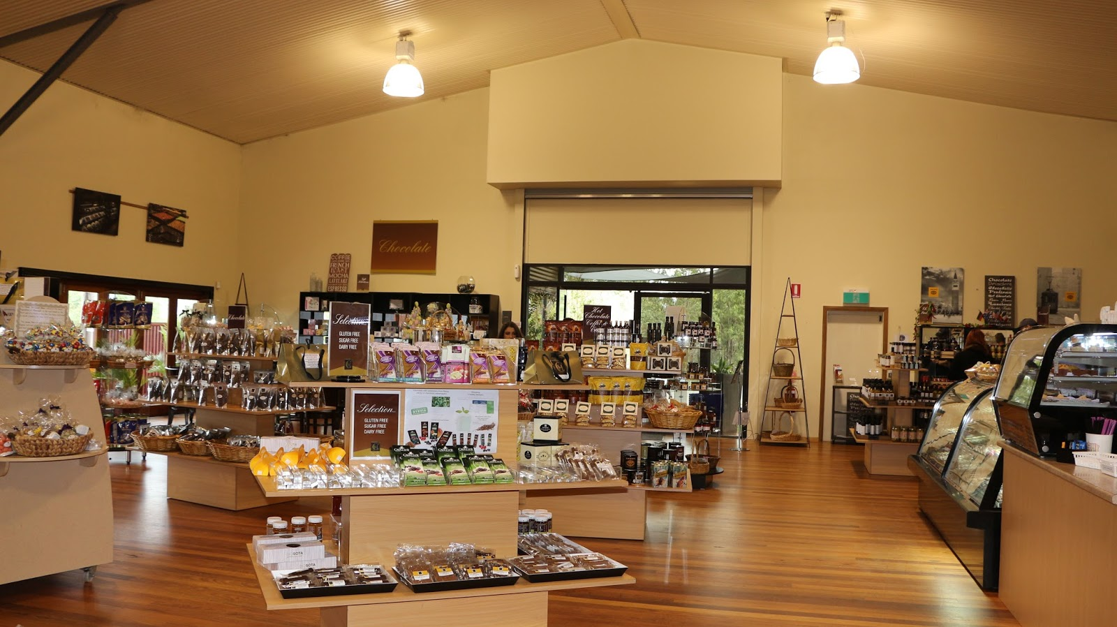 Chocolate factory hunter valley