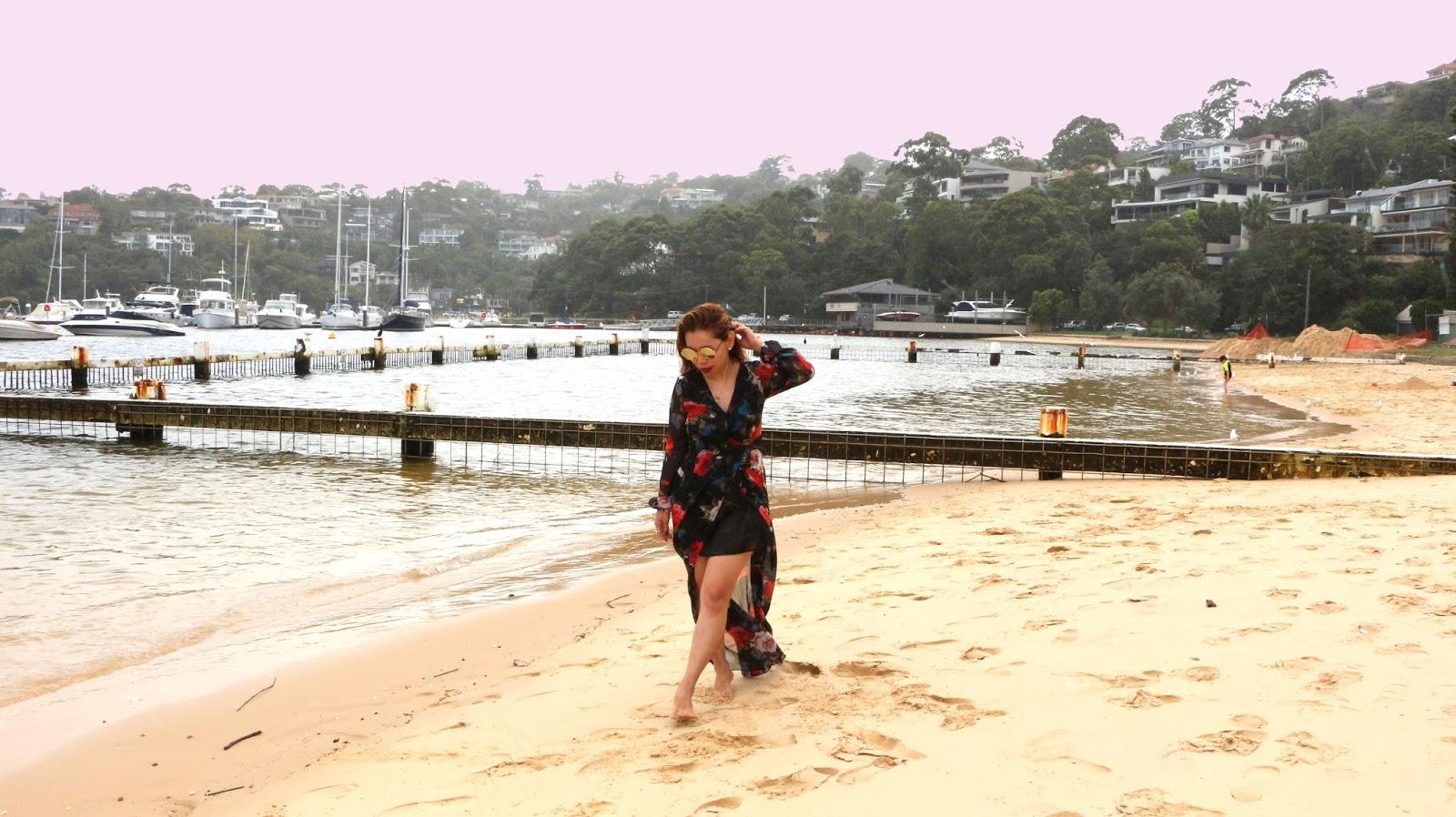 Sydney Northern beach