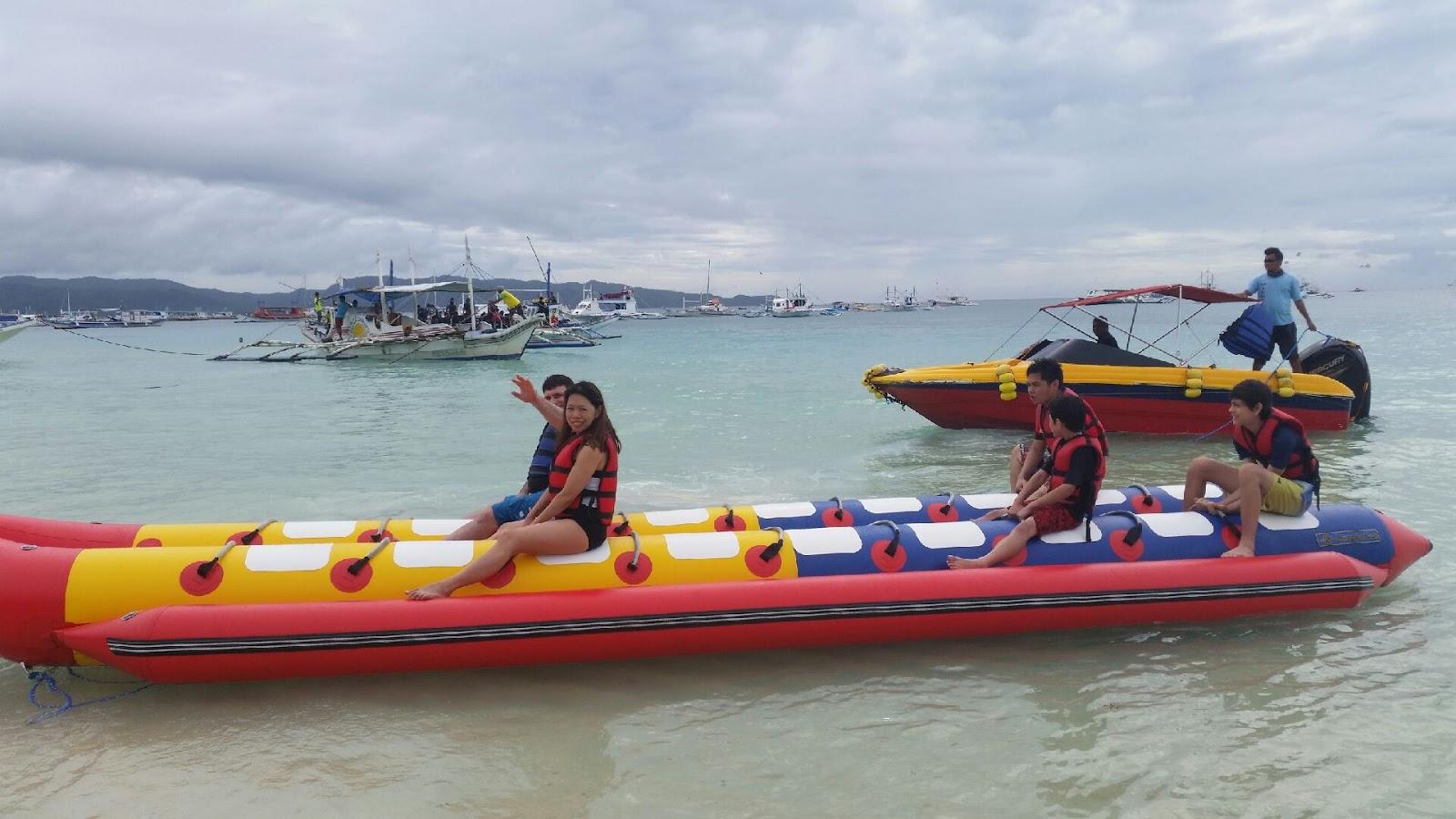 Fun things to do in Boracay
