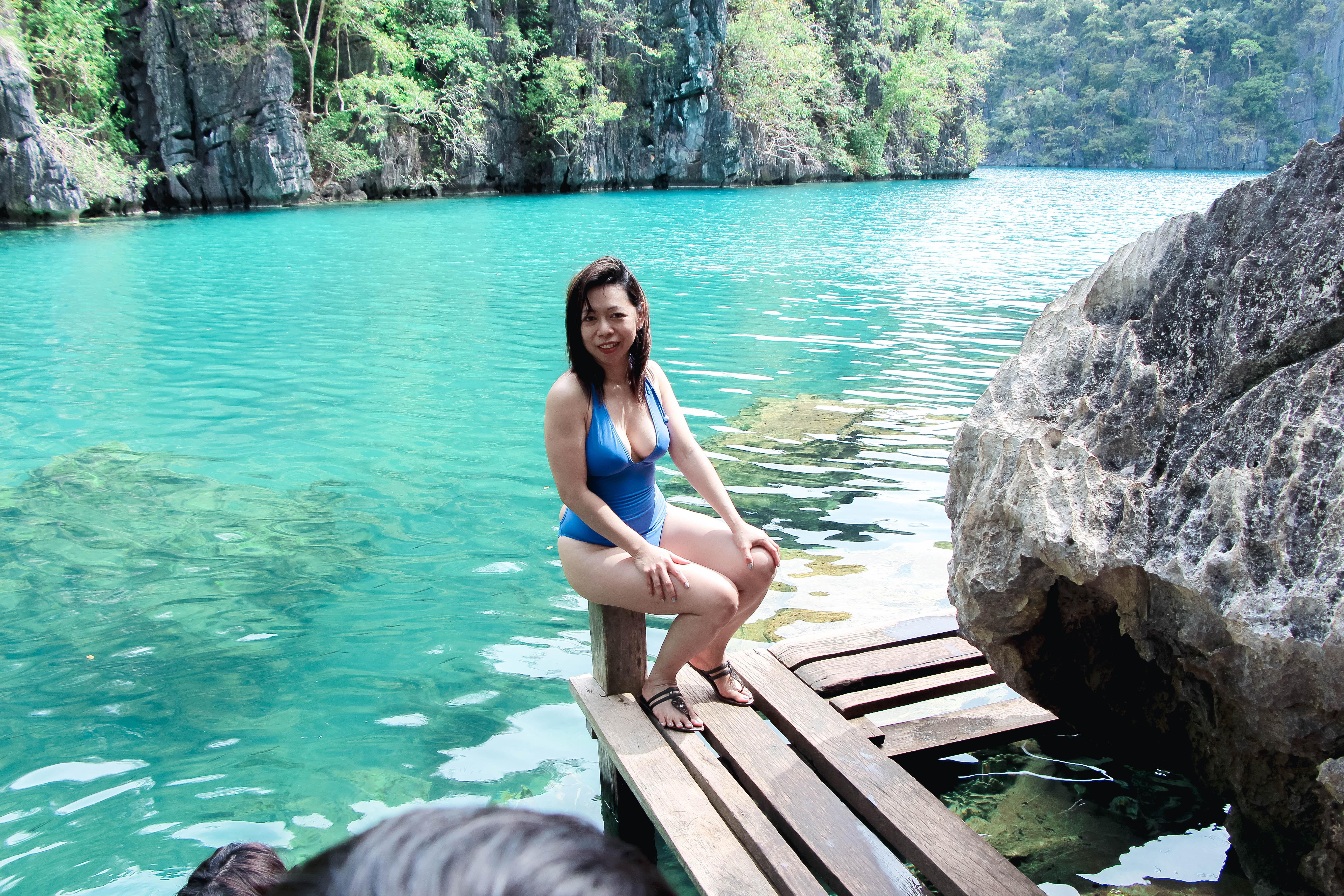 Kayangan Lake blog