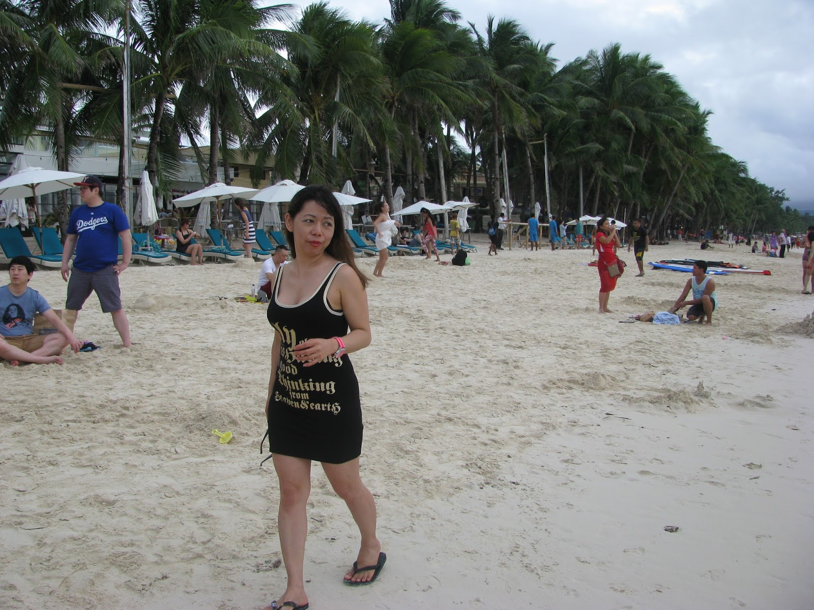 Boracay beach review