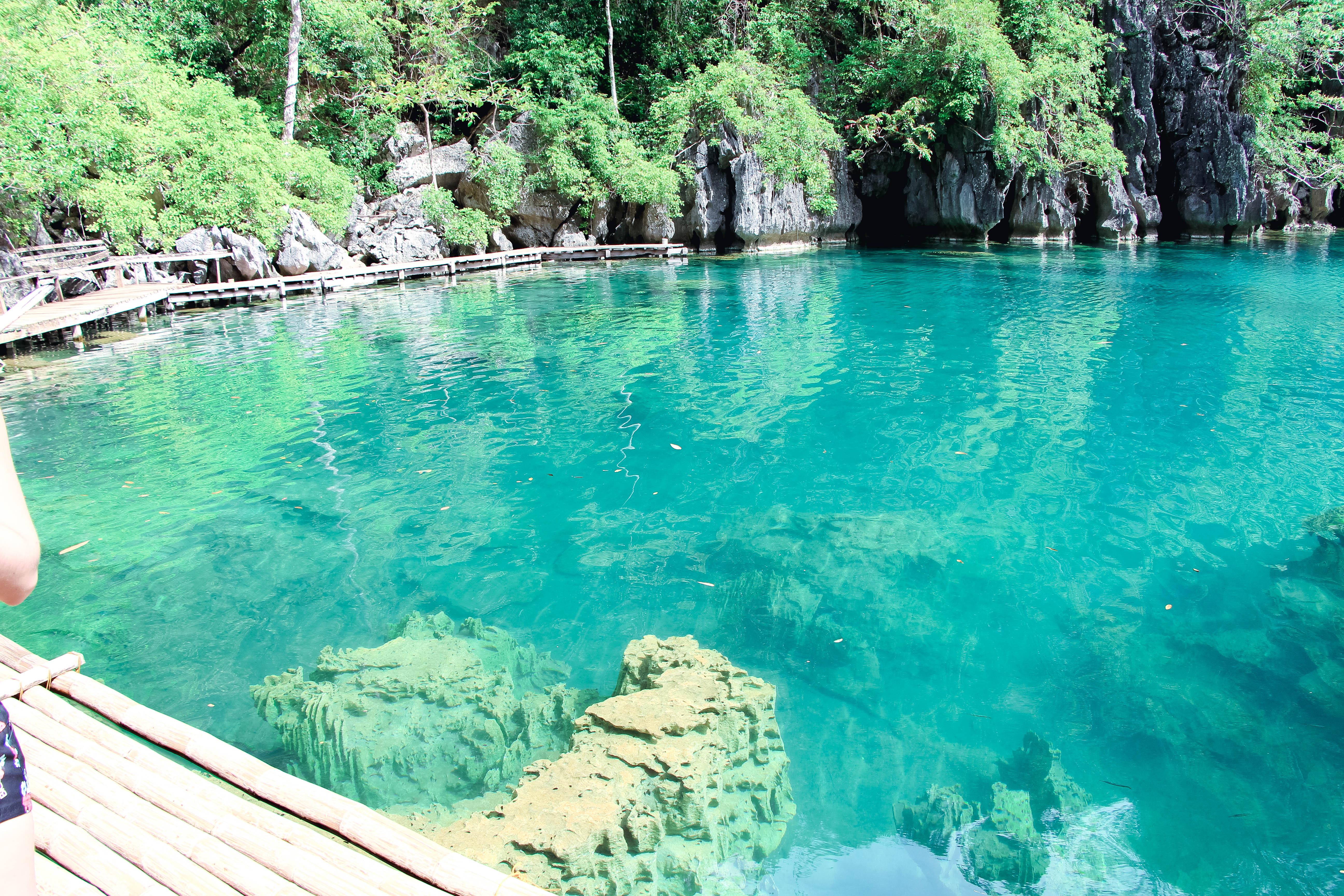Kayangan Lake Coron
