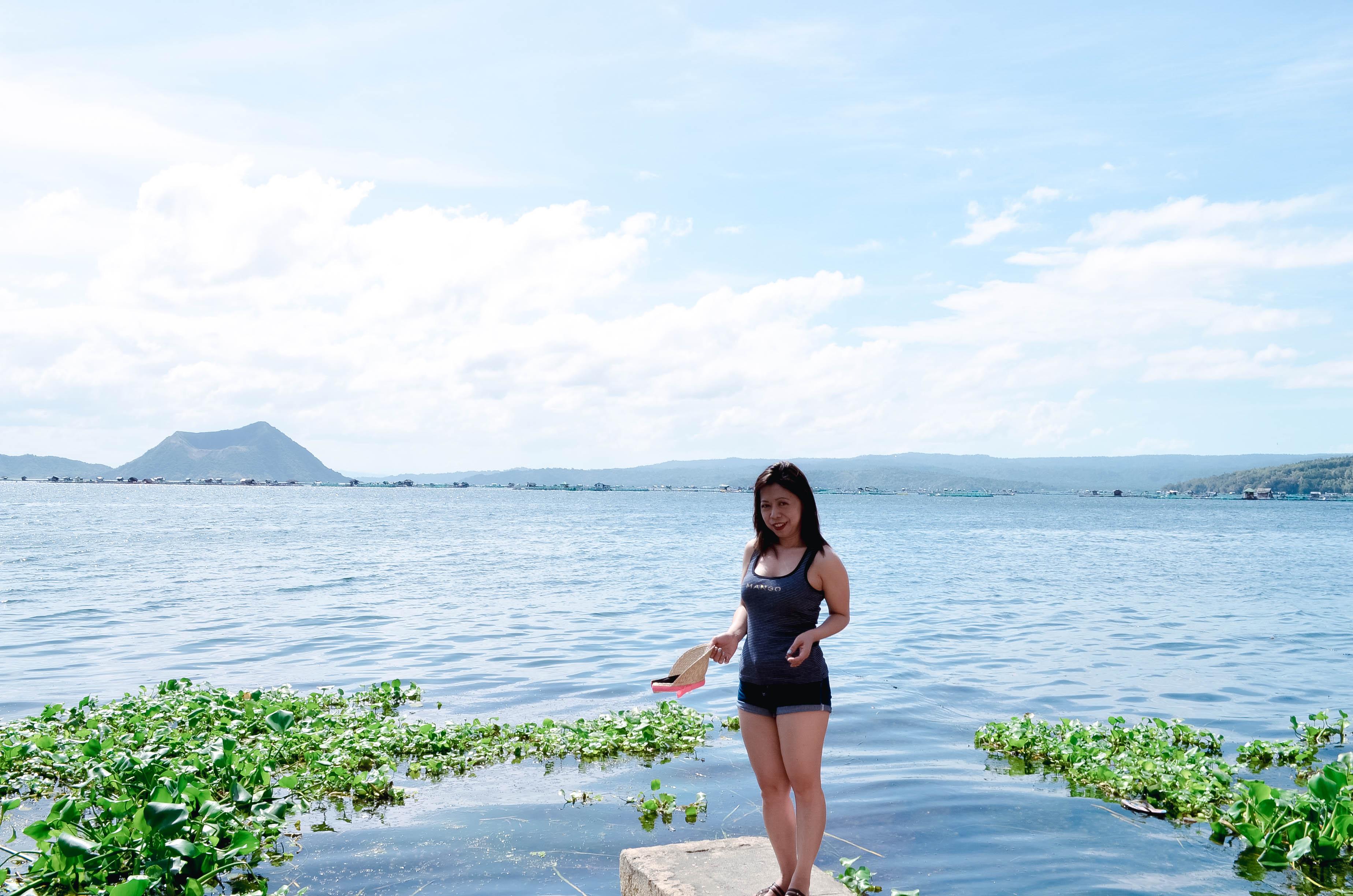 Tagaytay lake