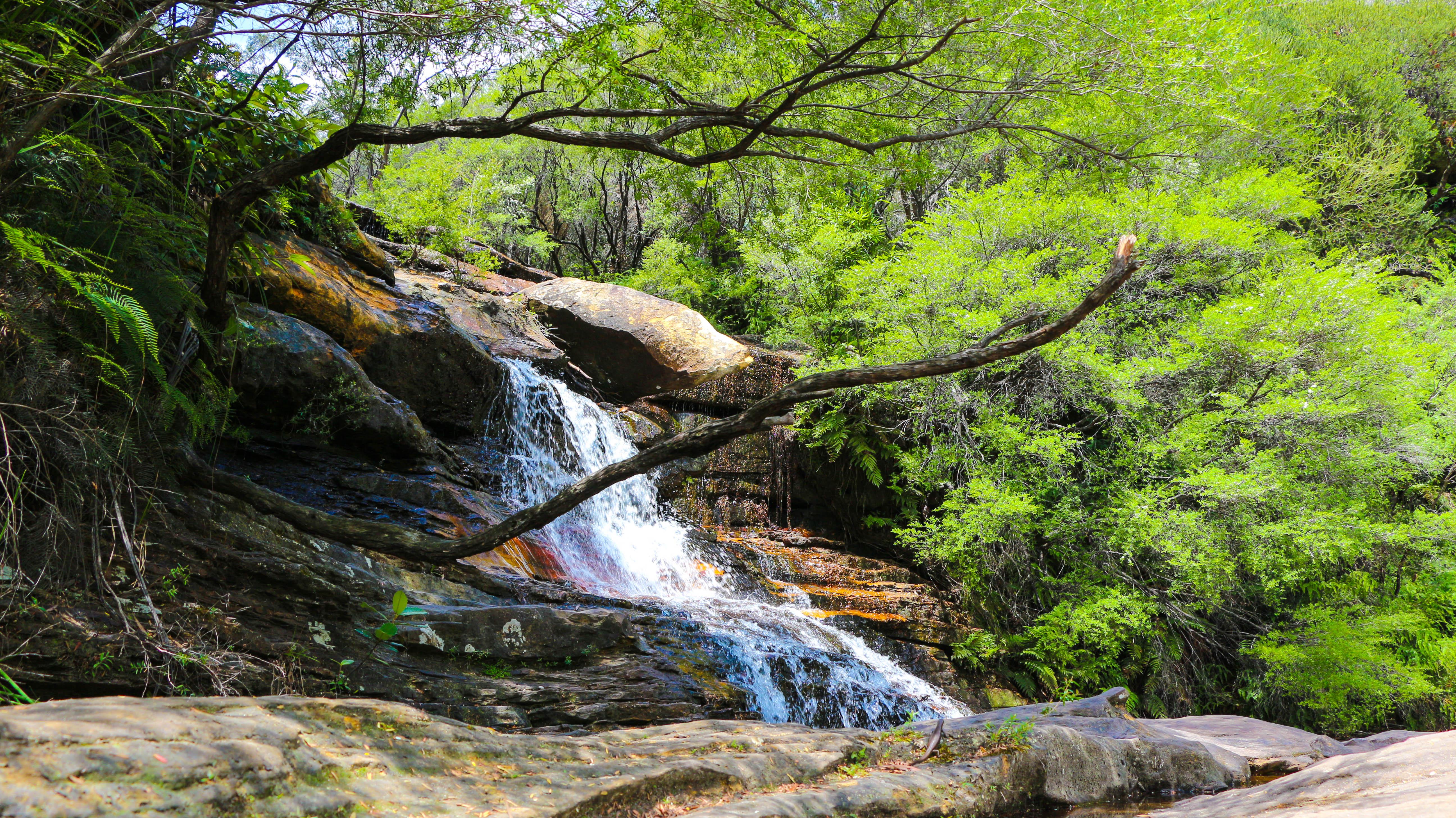 Queen's Cascades Falls