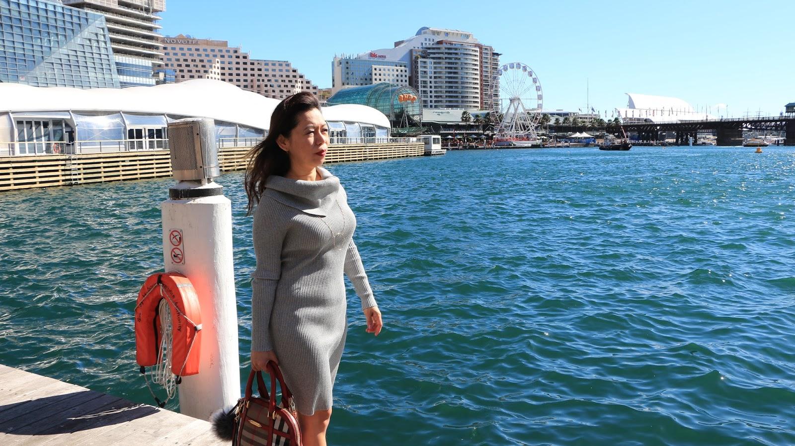 What to wear in Sydney in winter