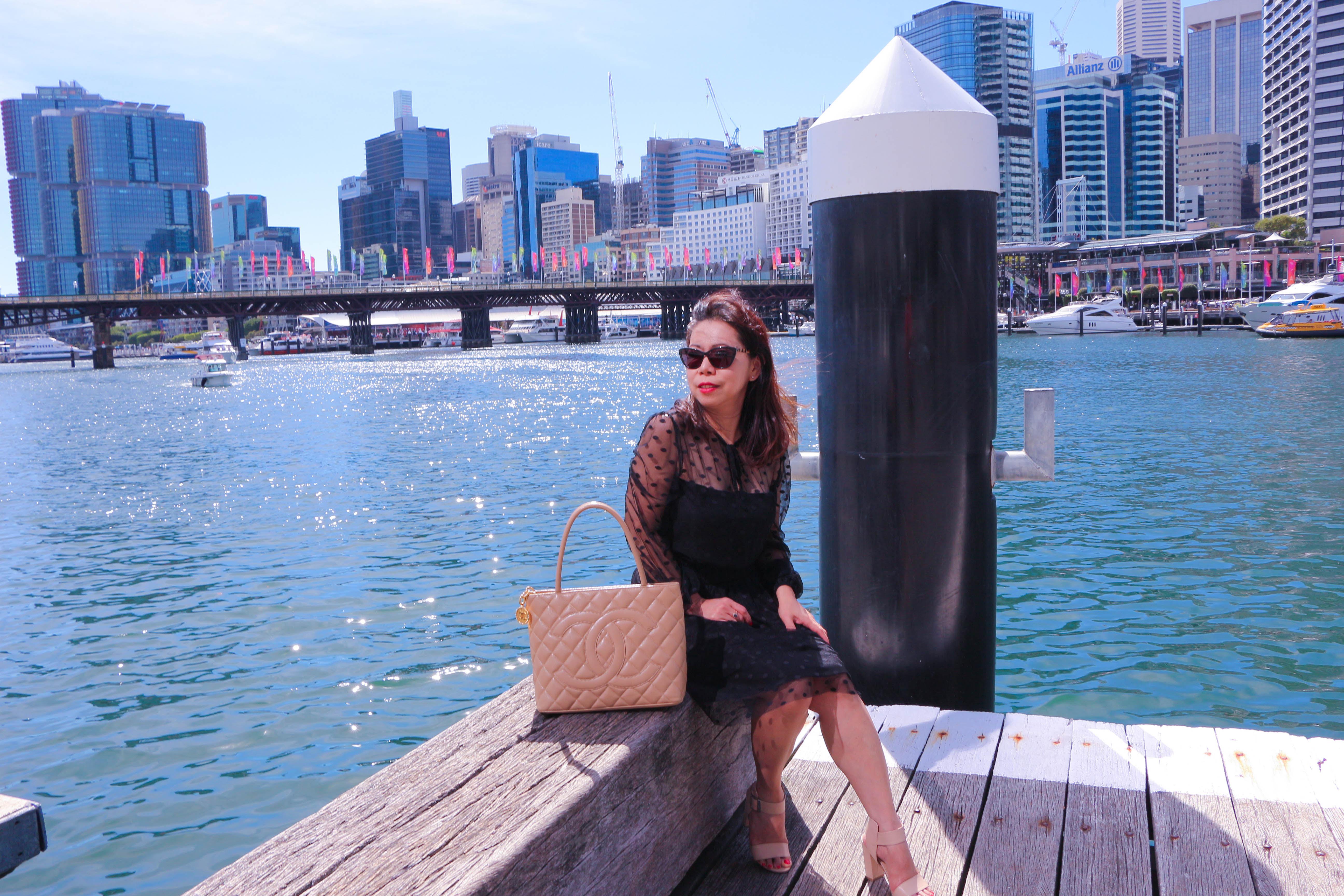 Darling Harbour blog