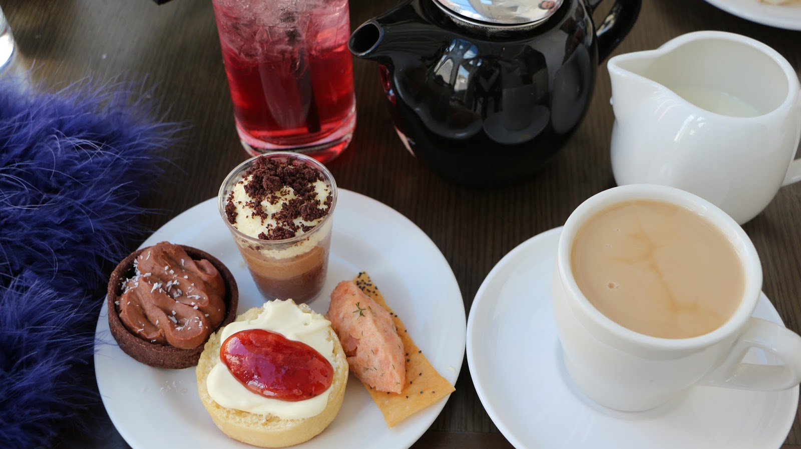 Swissotel High Tea