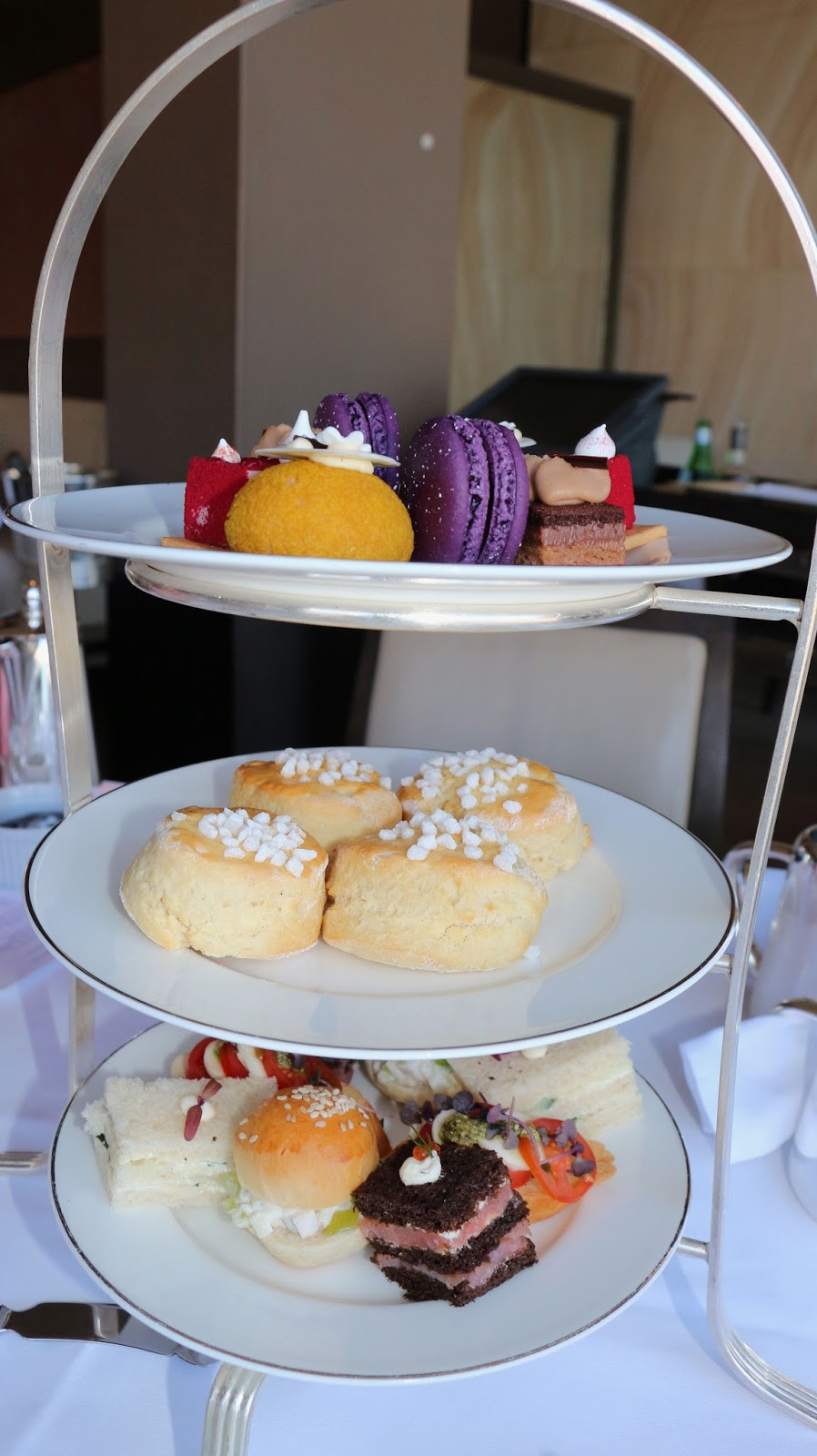 Park Hyatt High Tea review