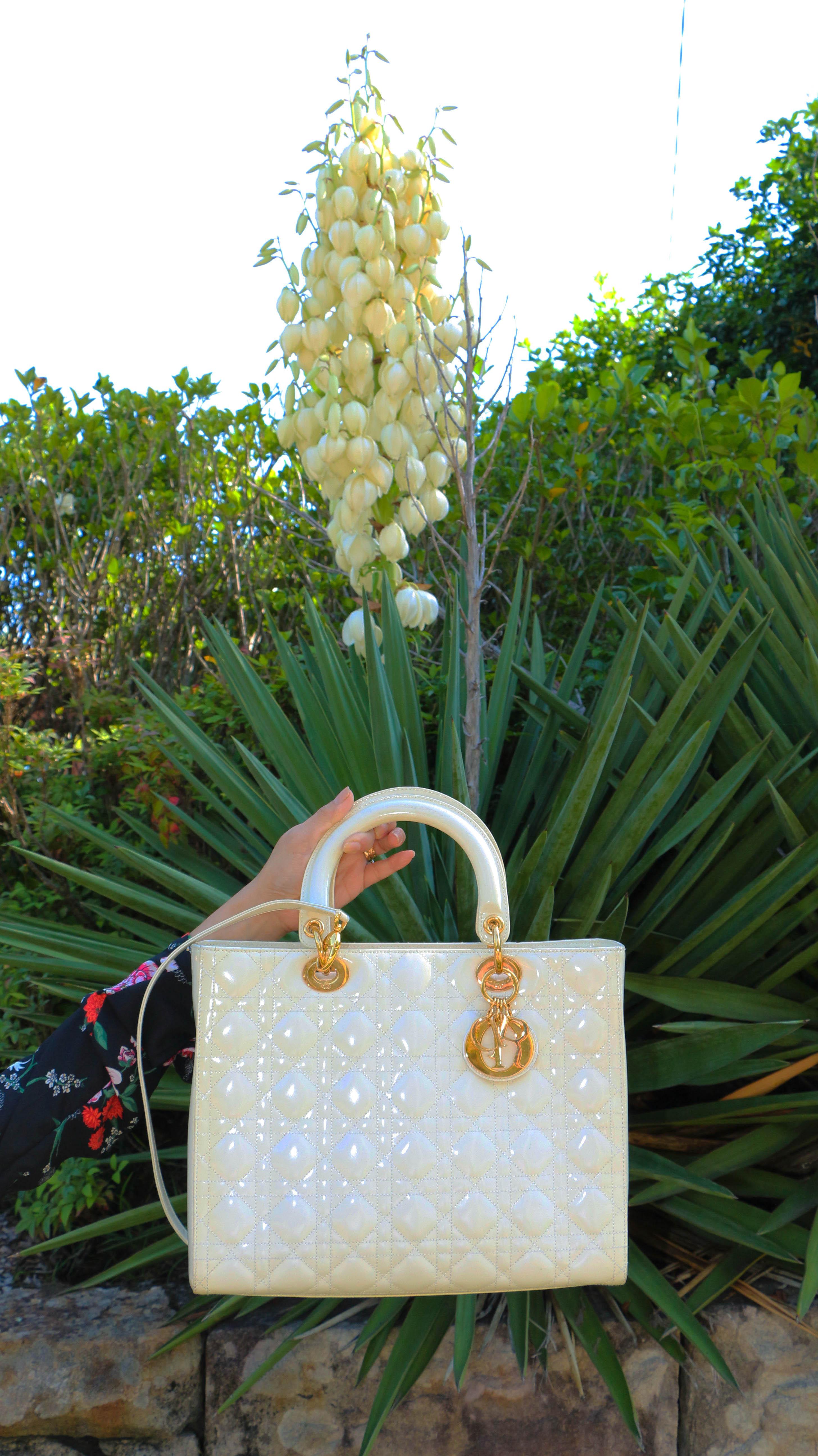 Lady Dior Large bag