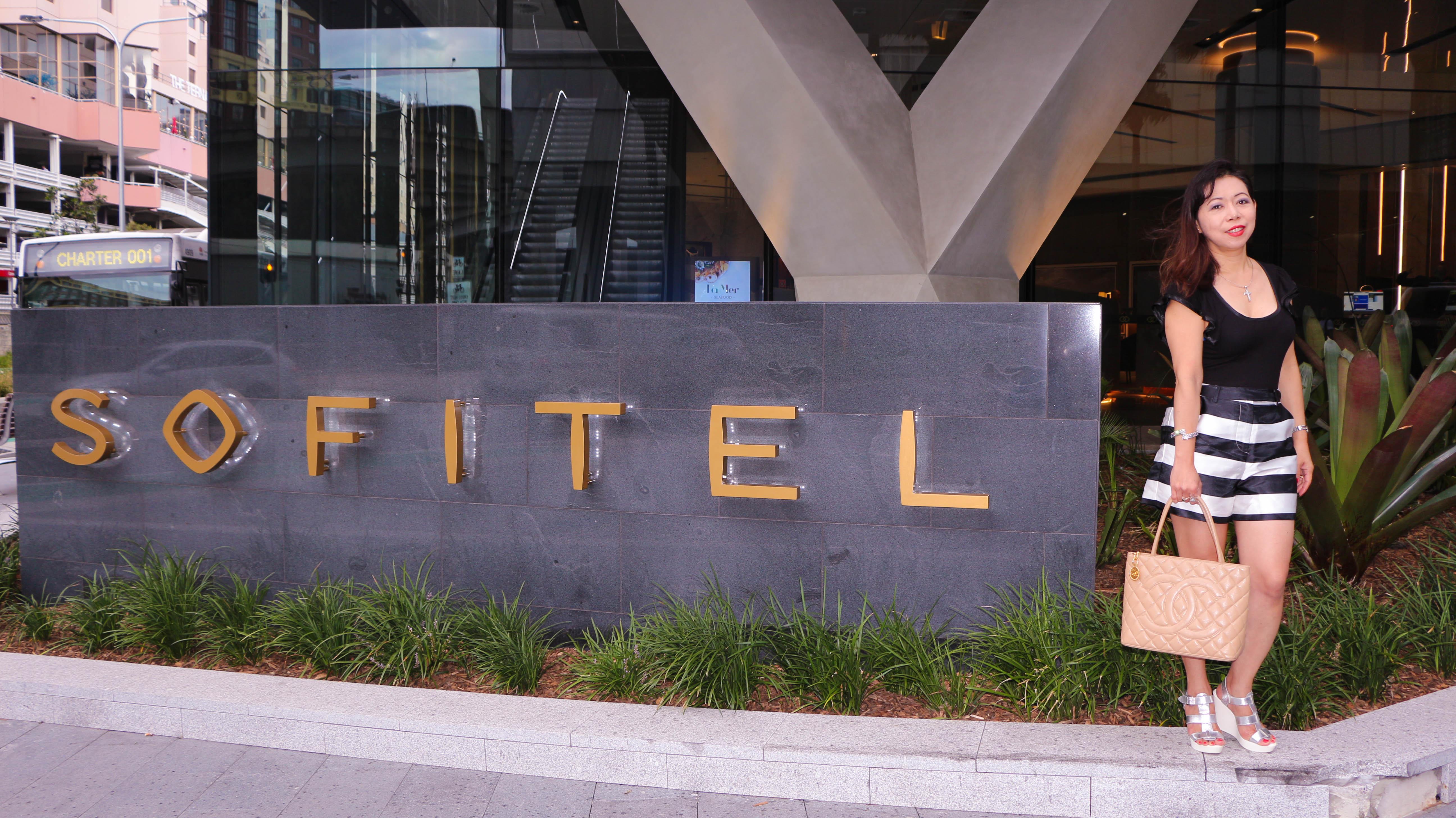 Sofitel Sydney hotel review