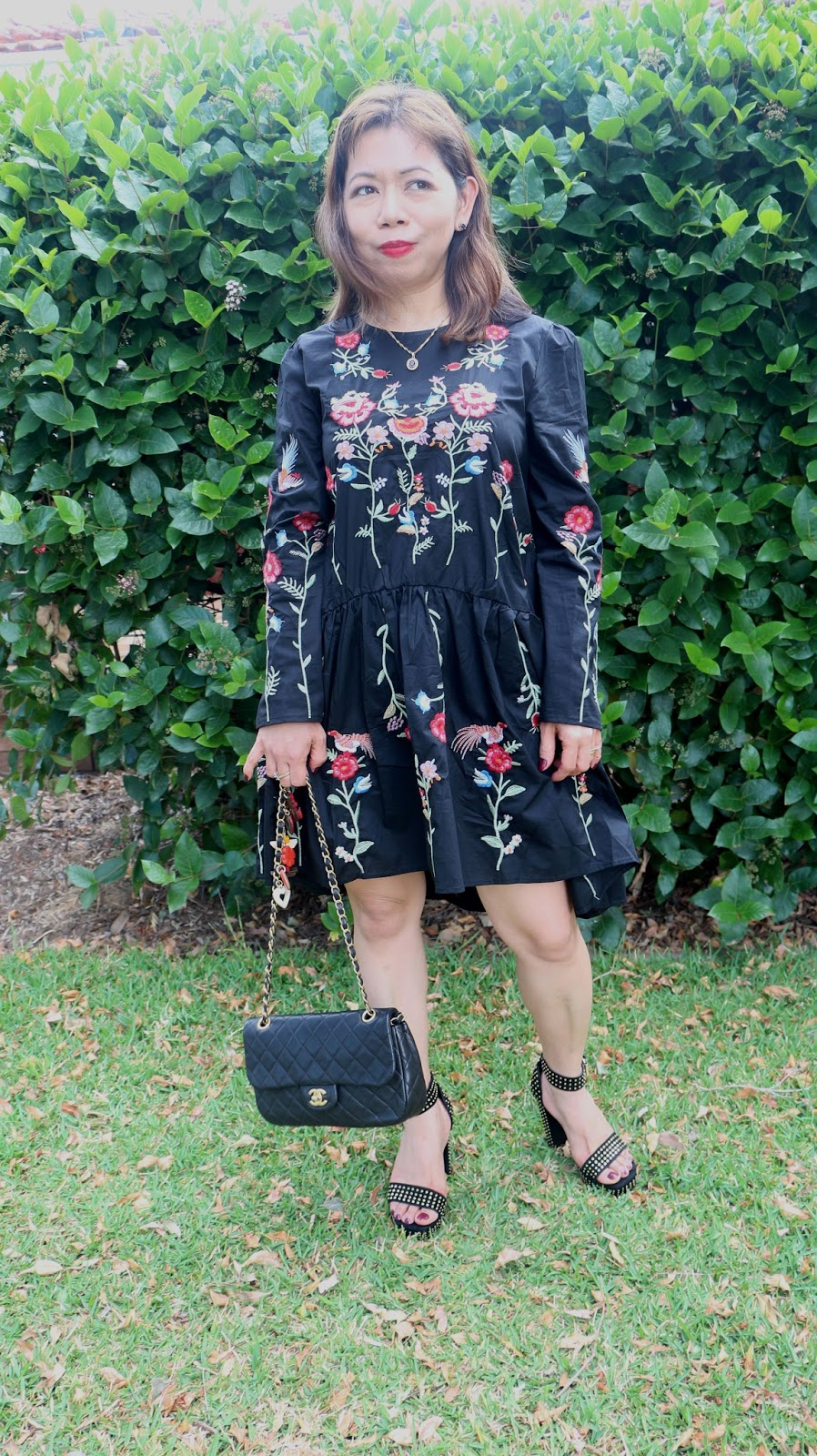 Floral Embroidery Trend