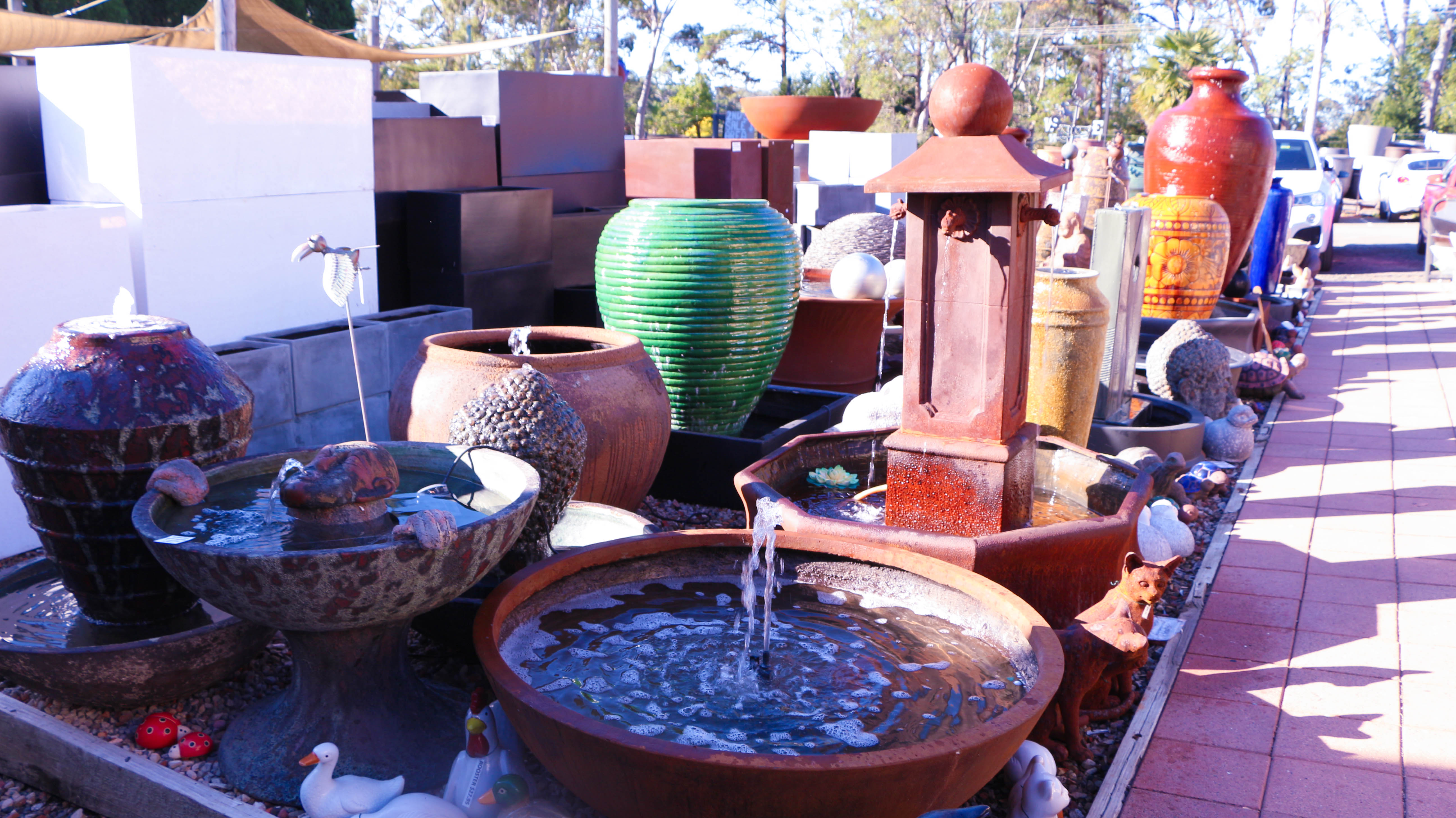Pots for sale in Dural