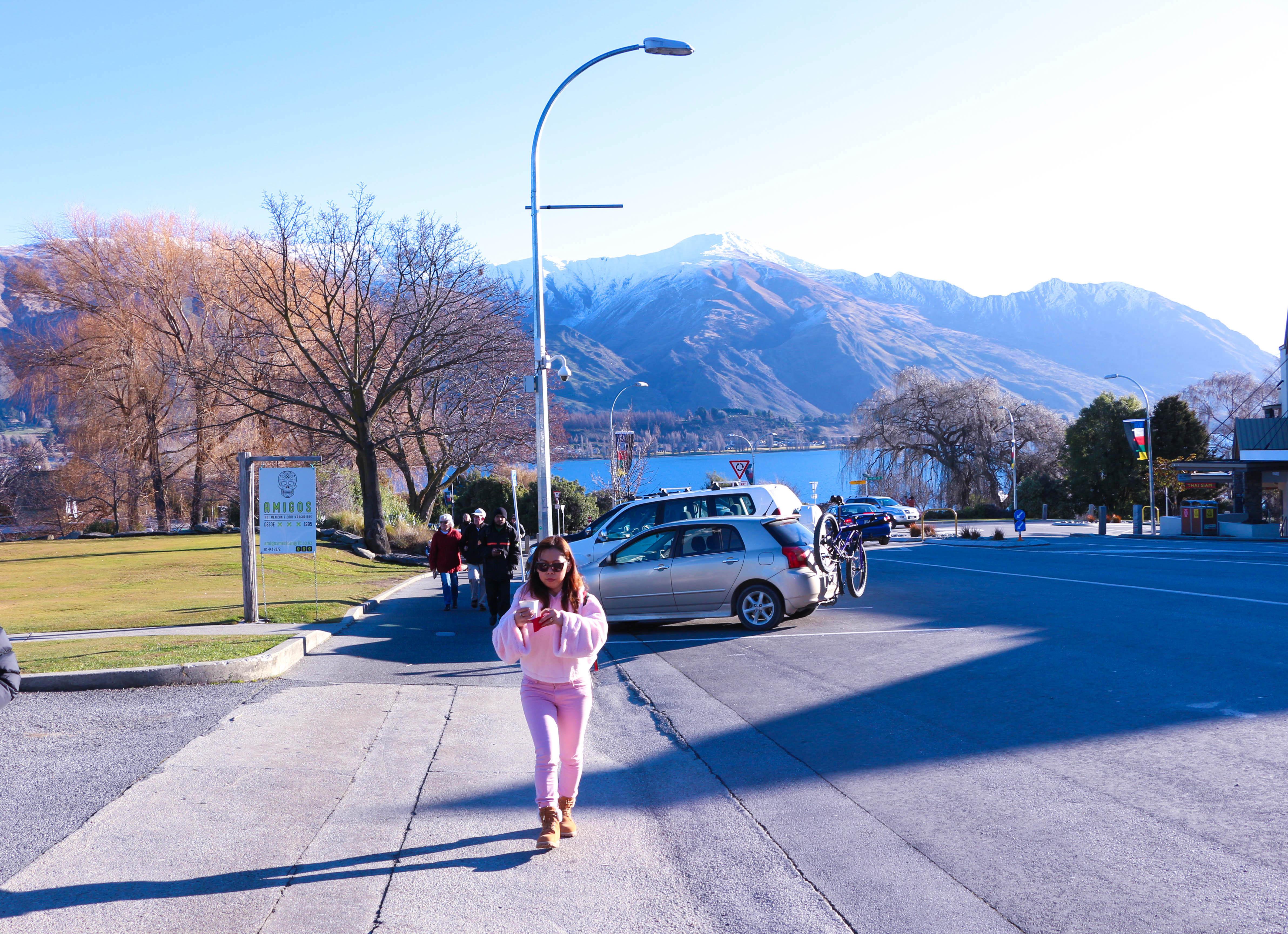Wanaka town blog
