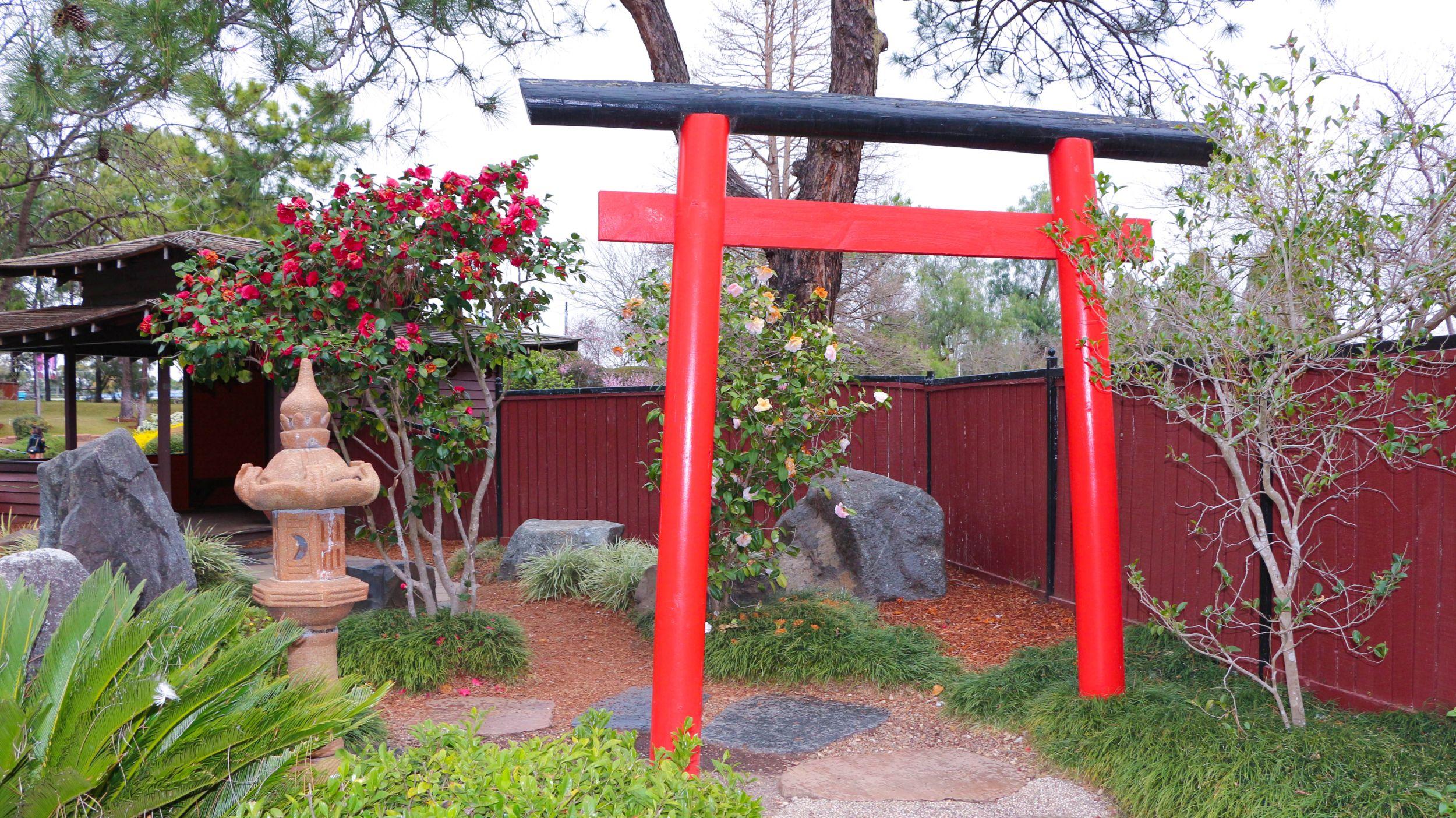 Auburn Japanese Garden review
