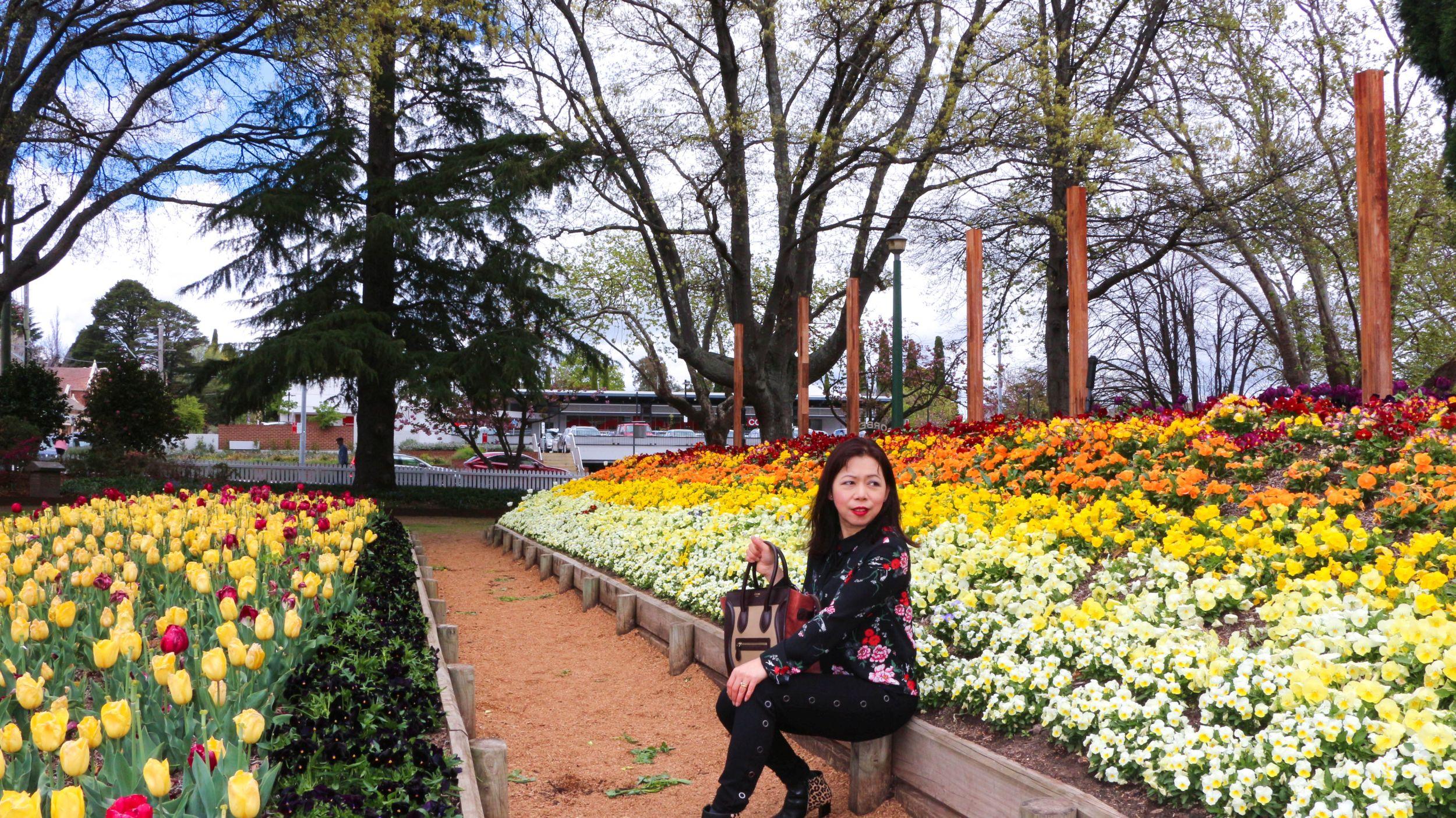 Bowral Corbett Gardens
