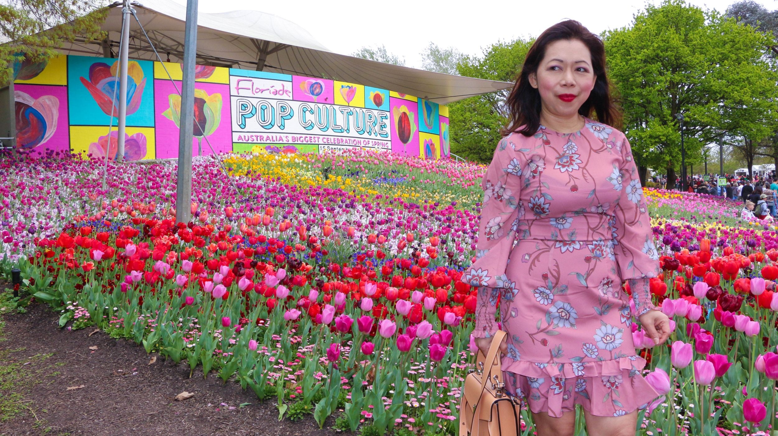 What to wear in Floriade