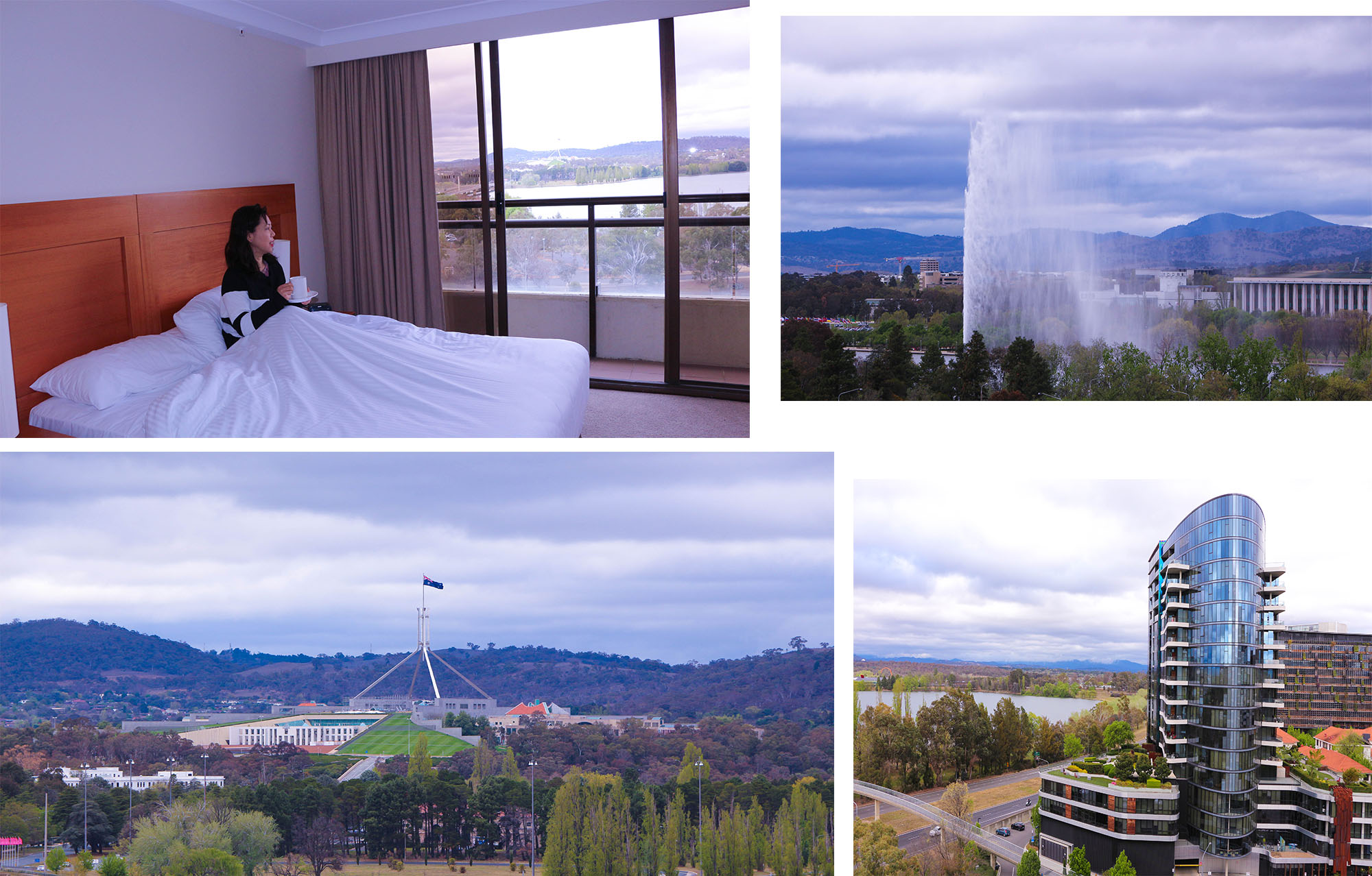 Breakfree Hotel Canberra review