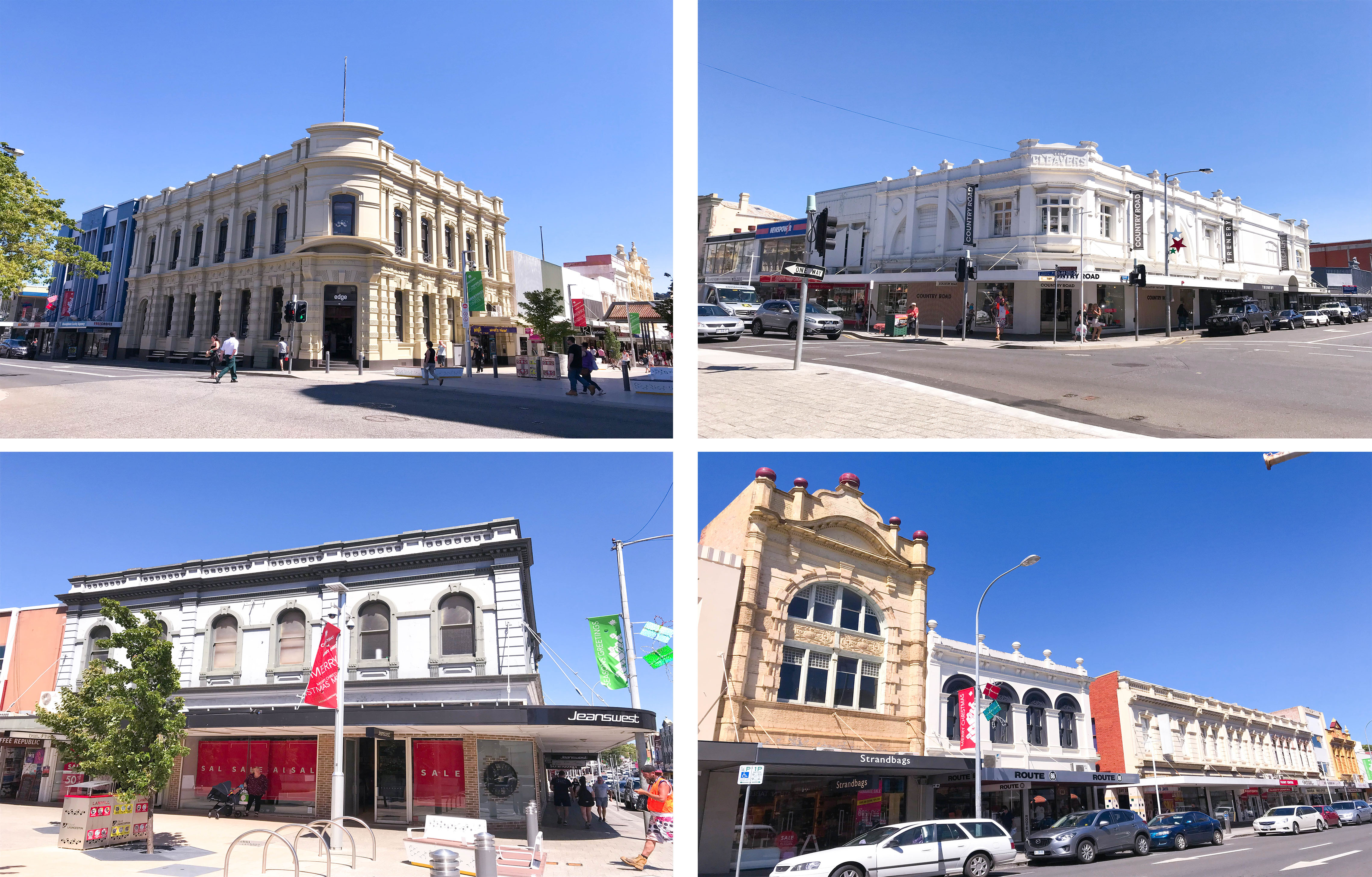 Shopping malls in Launceston