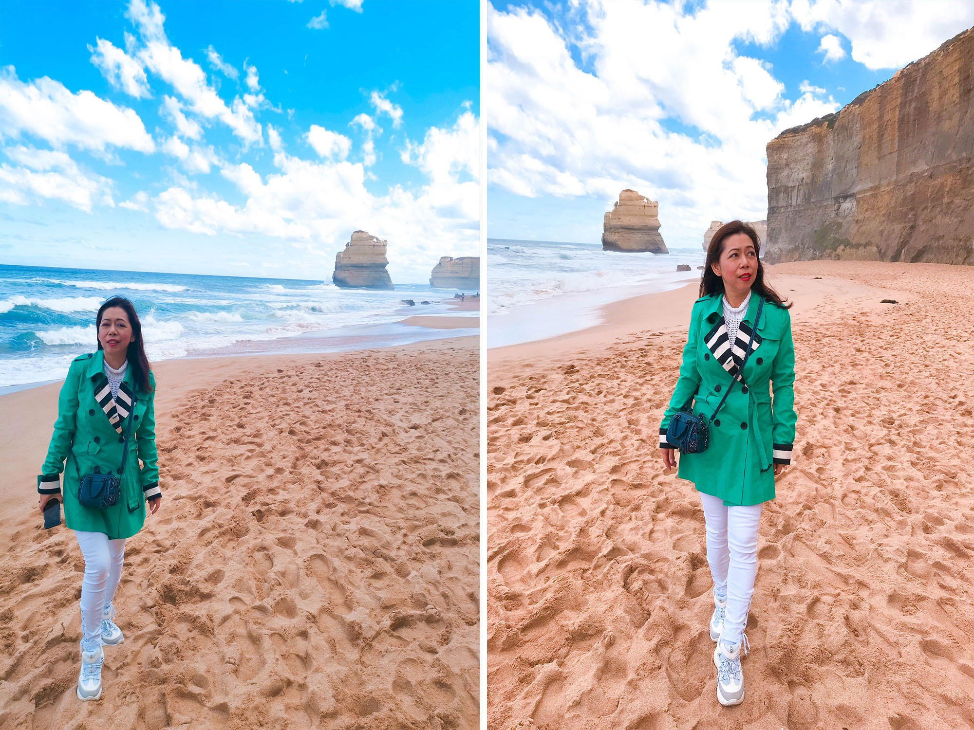 What to wear in Great Ocean Road