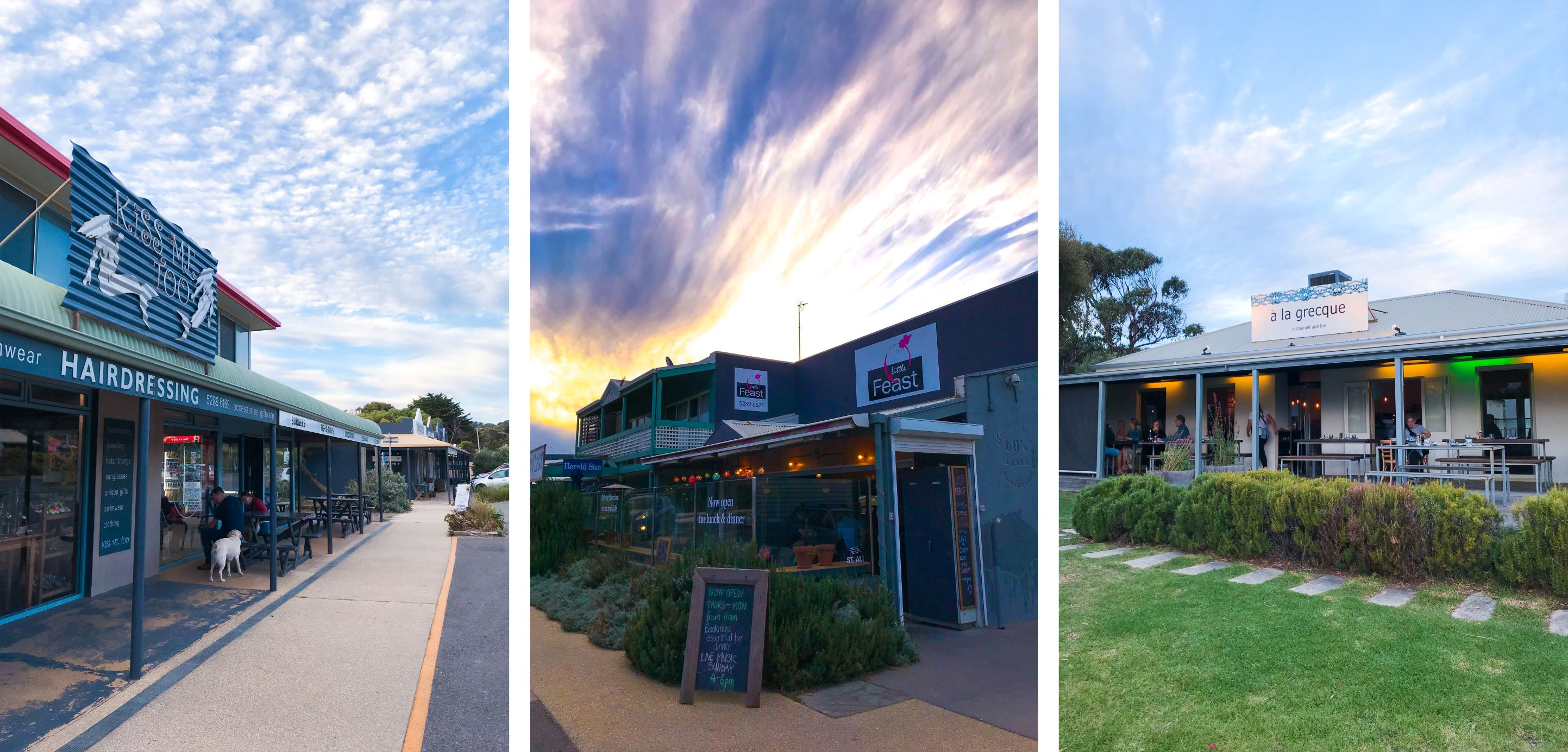 Where to eat in Aireys Inlet