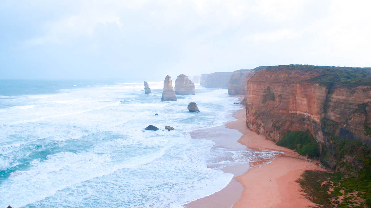 The 12 Apostles in Great Ocean Road review