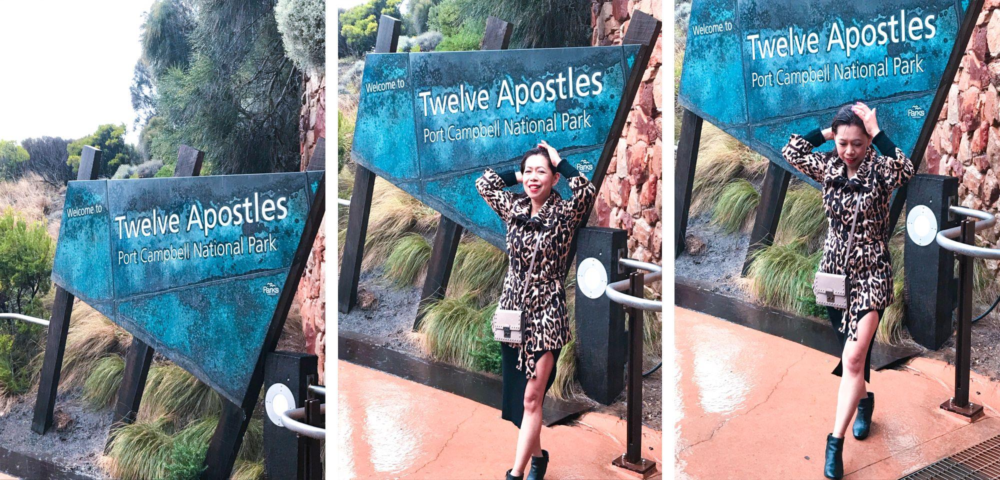 The Twelve Apostles story