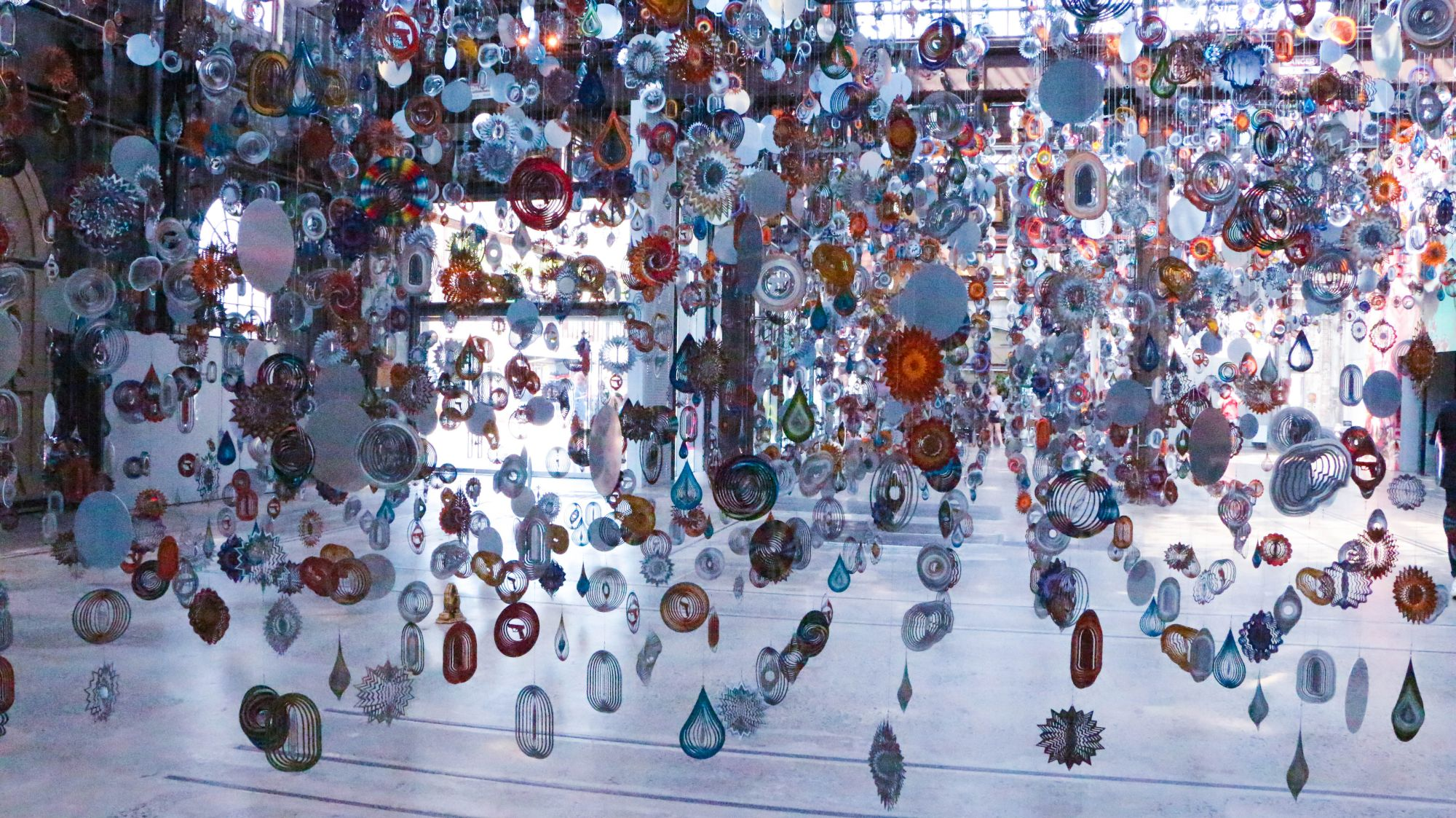 Nick Cave's art installation review
