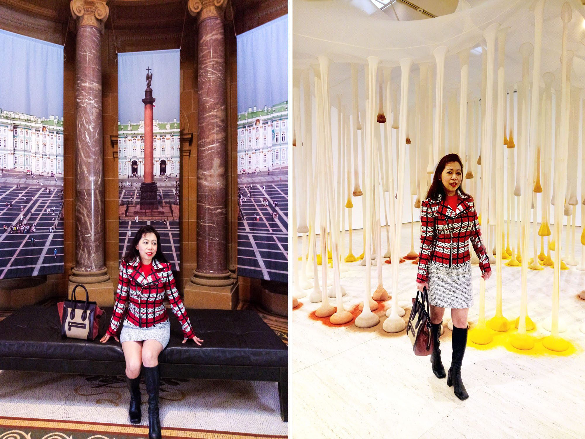 What to wear to art galleries