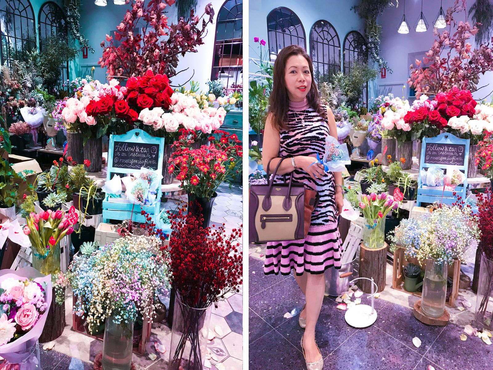 Flower shop blog