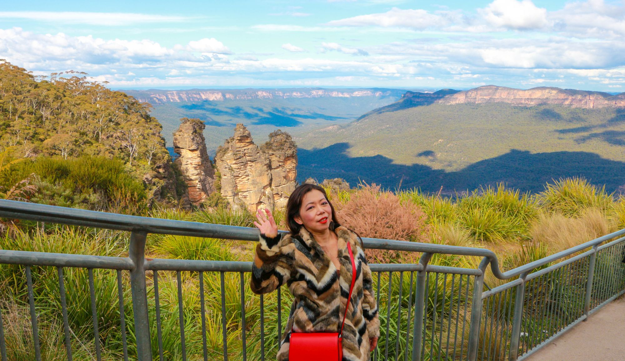 What to wear to Blue Mountains