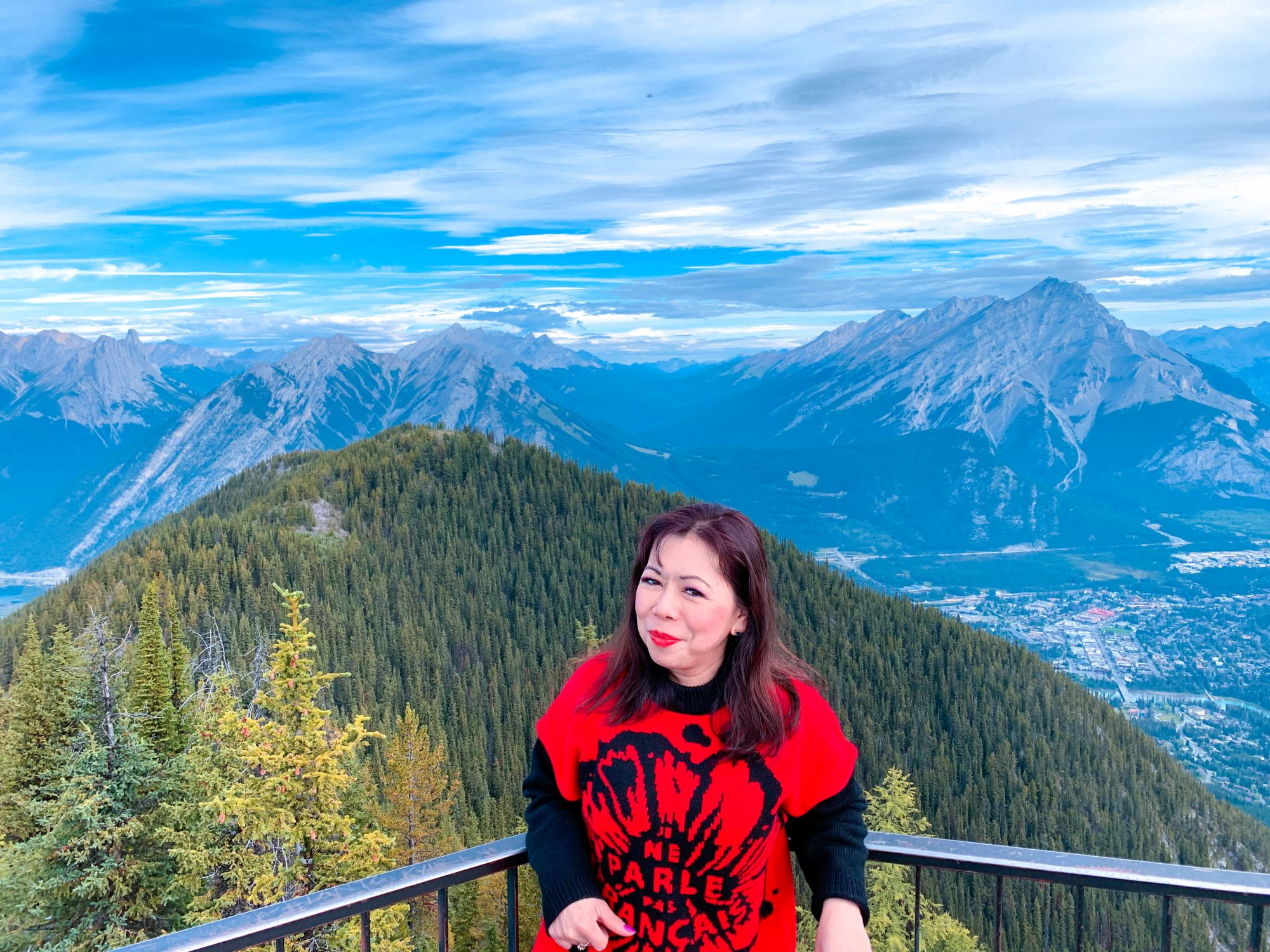 Sanson's Peak Canada