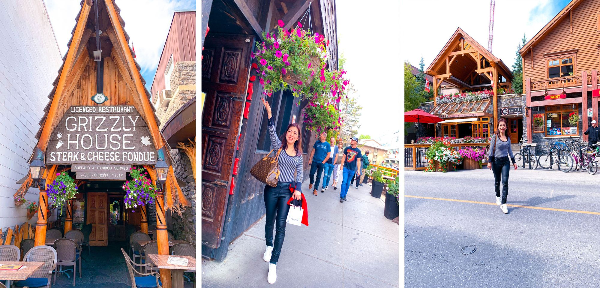 What to do in the town of Banff