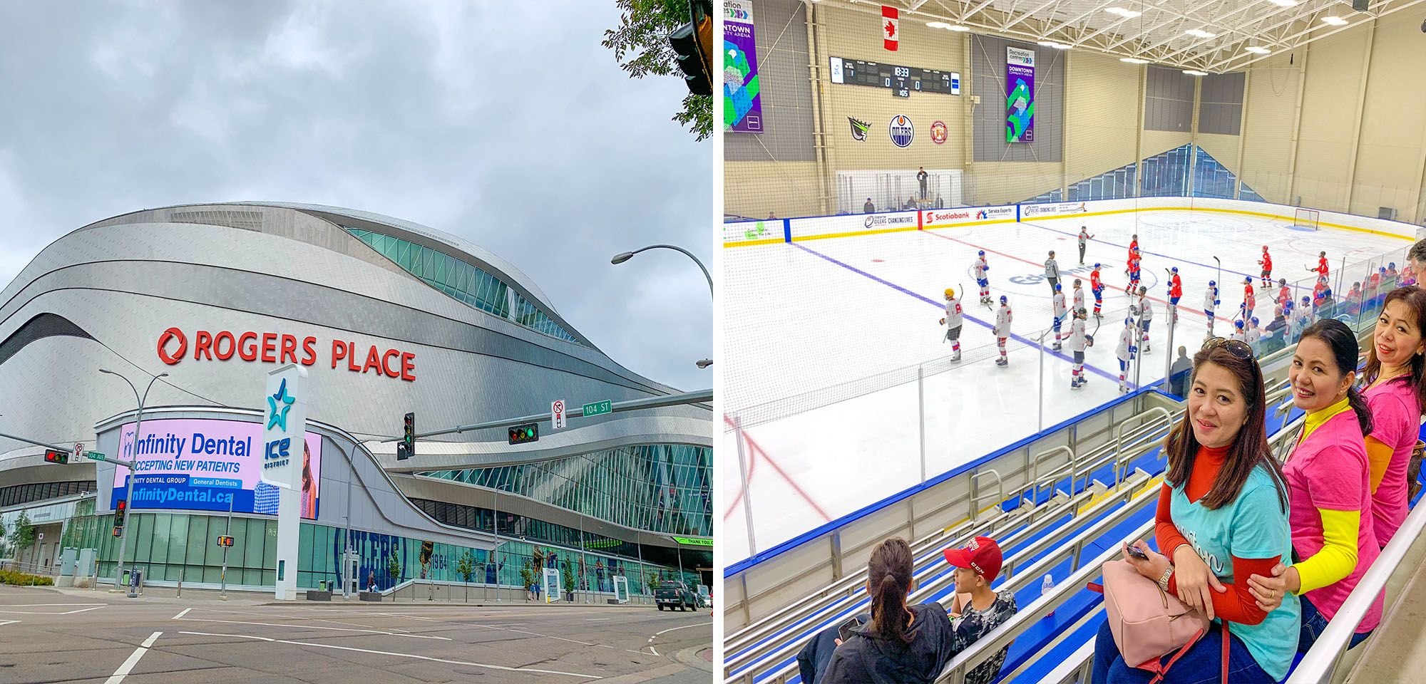 Edmonton Rogers Place review