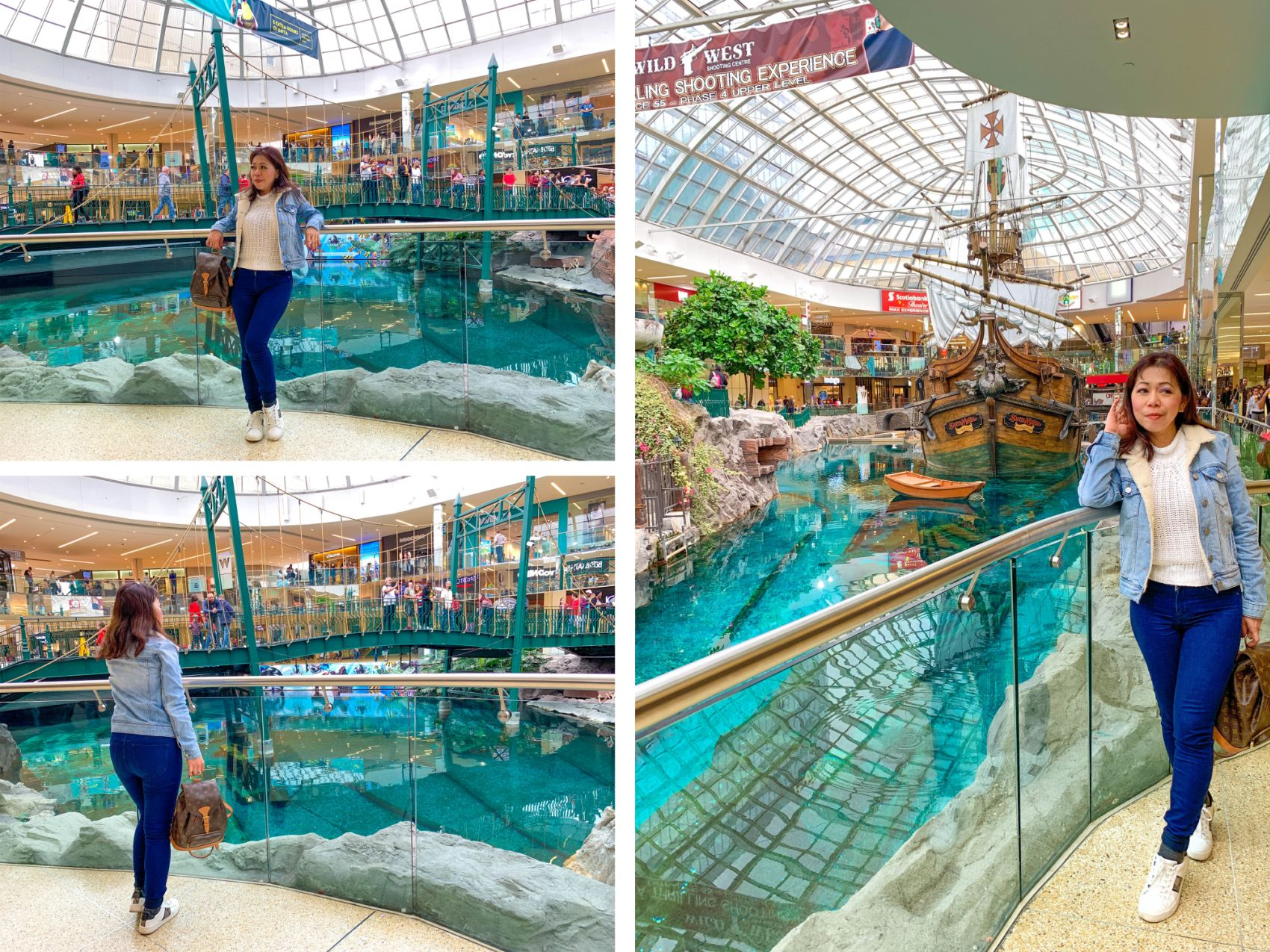 West Edmonton Mall review