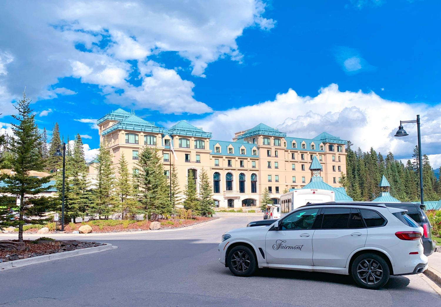 Fairmont Chateau Lake Louise review
