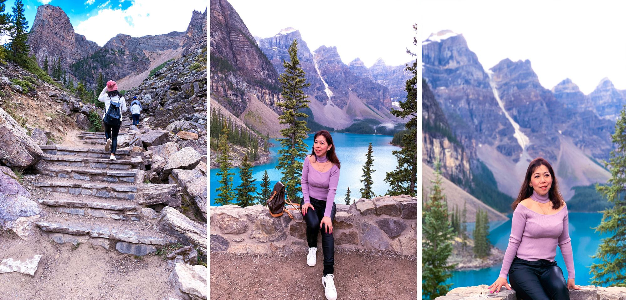 Moraine Lake guide