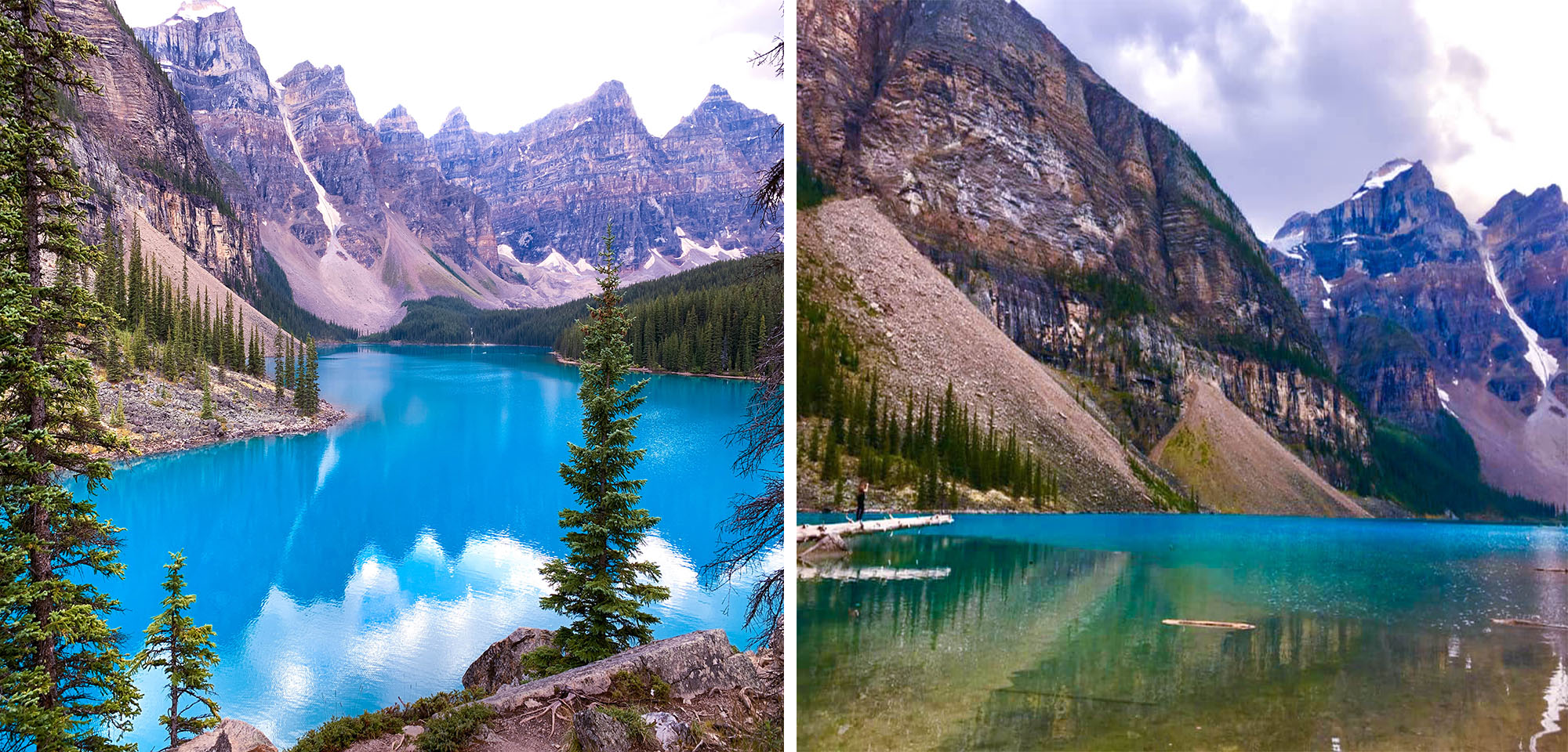 How to go to Moraine Lake