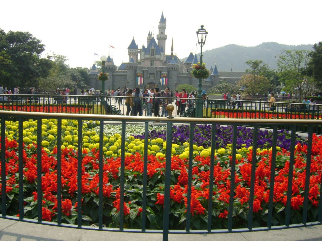 hongkong disneyland review