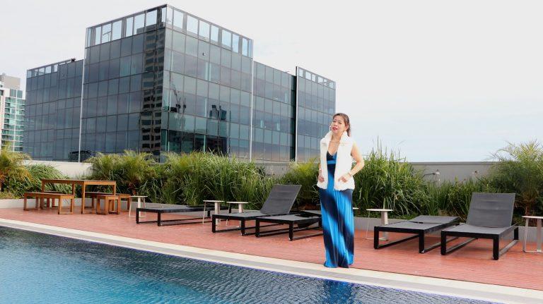 Melbourne skyline review