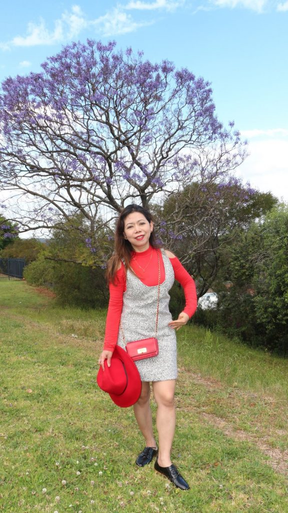 pinafore dress review