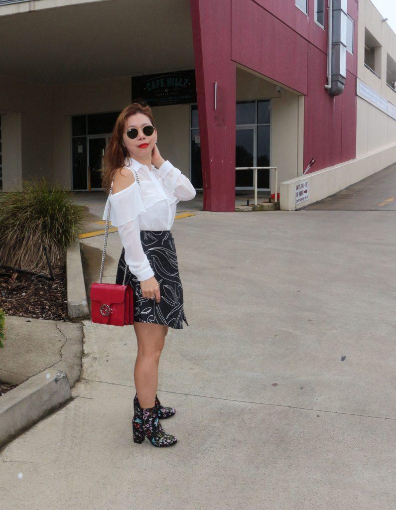 Floral Boots Blog