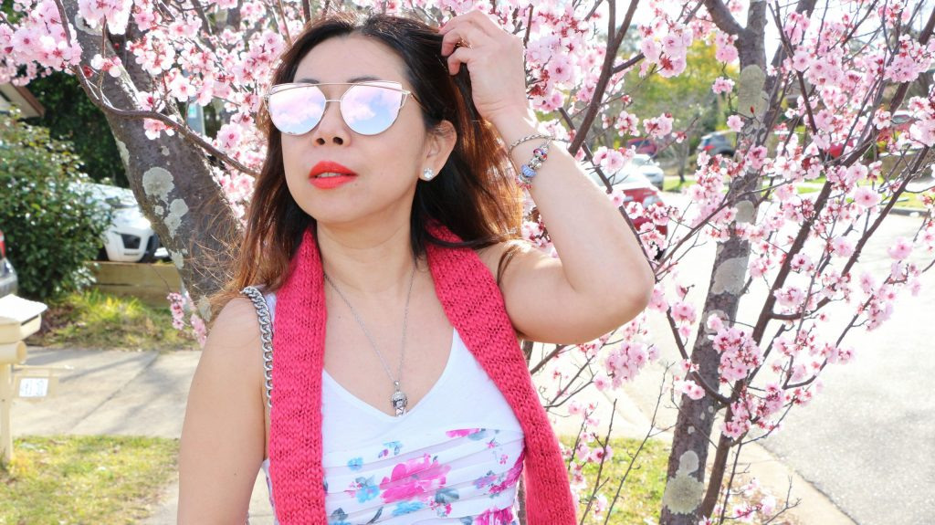 Cherry blossoms blog