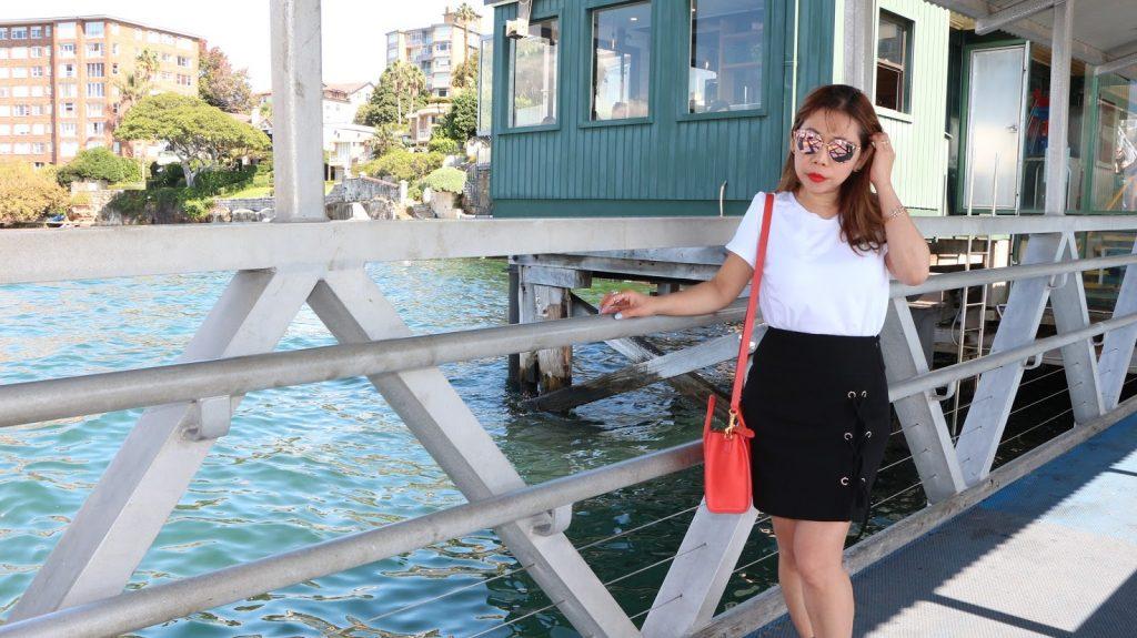 Nora NYC sunglasses