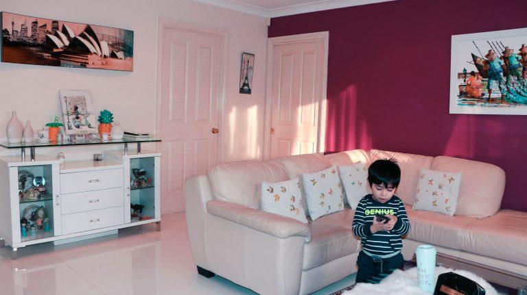 white lounge blog